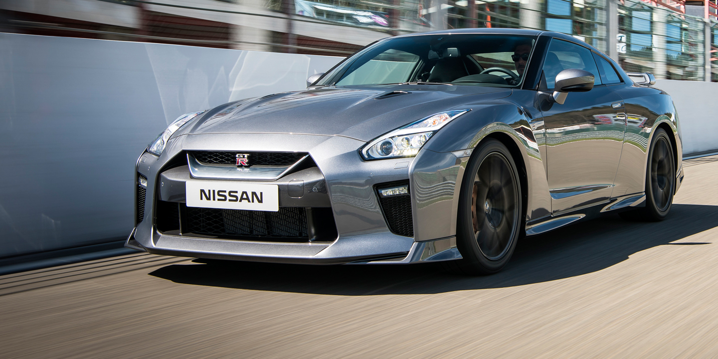 2017 Nissan Gt R Launches In Uk Ahead Of September Debut