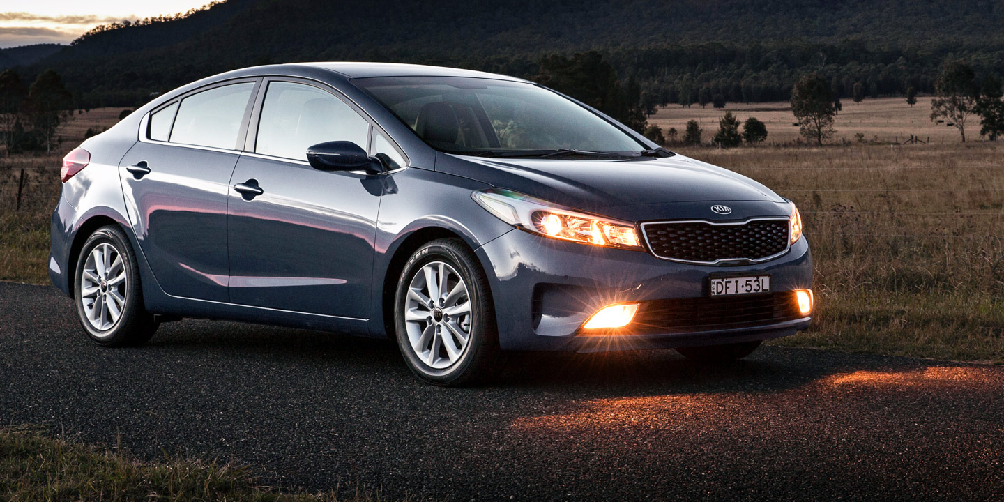2017 Kia Cerato Review | CarAdvice