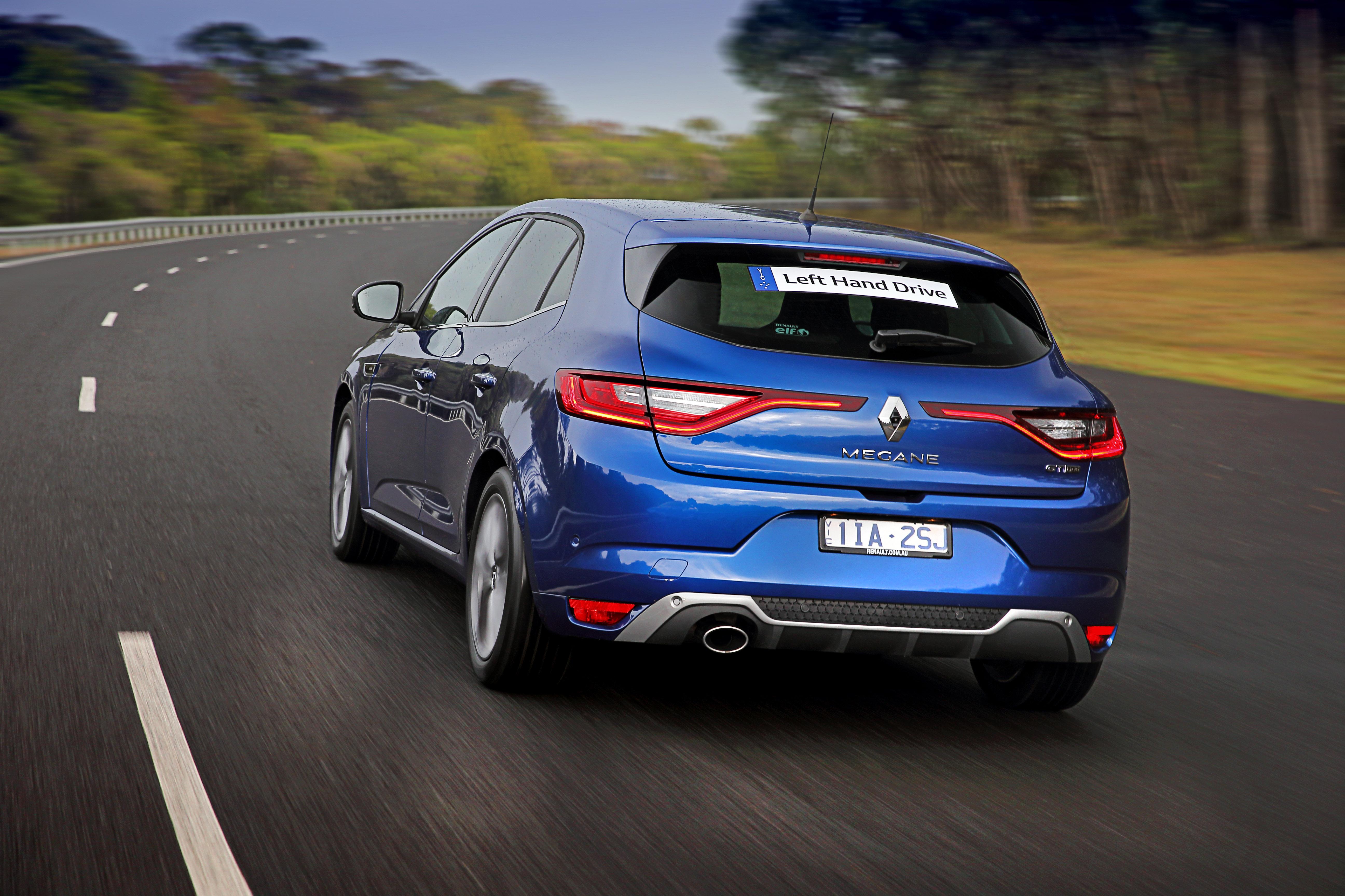 2017 Renault Megane Review: Quick Drive - photos   CarAdvice