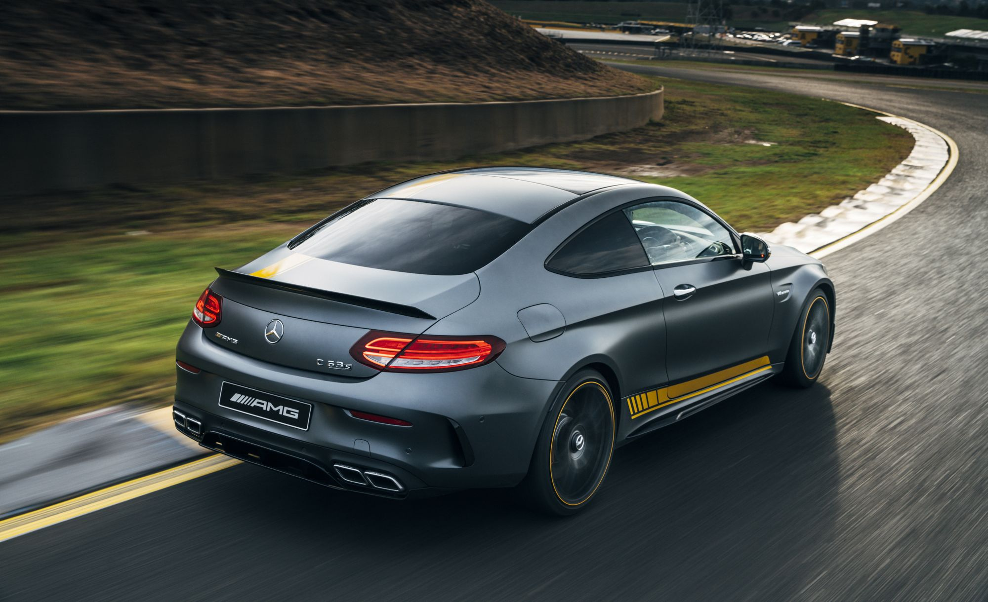 mercedes amg   coupe review track test  caradvice