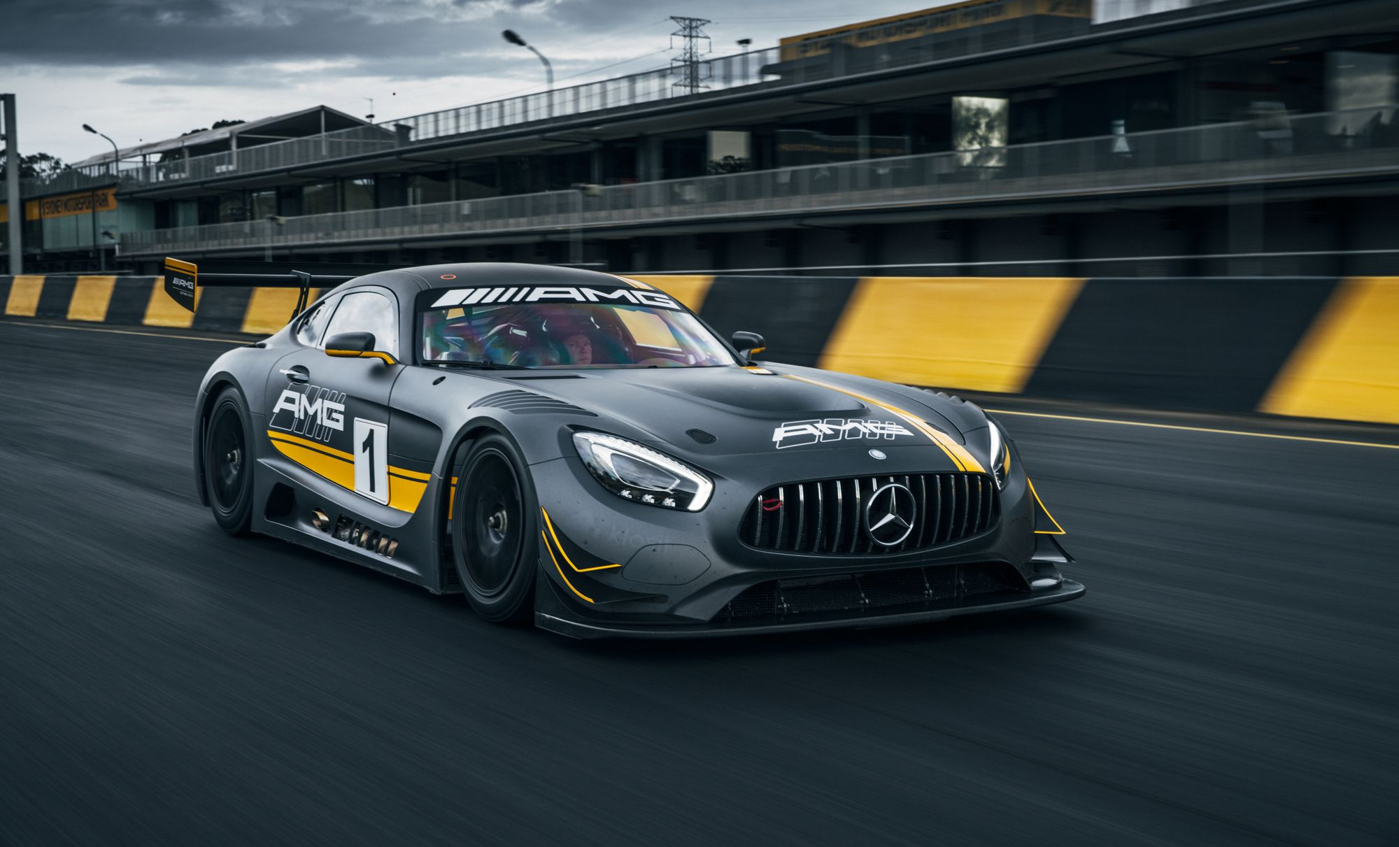 Specs Of Car >> Mercedes-AMG GT3 Review: Track test - photos | CarAdvice