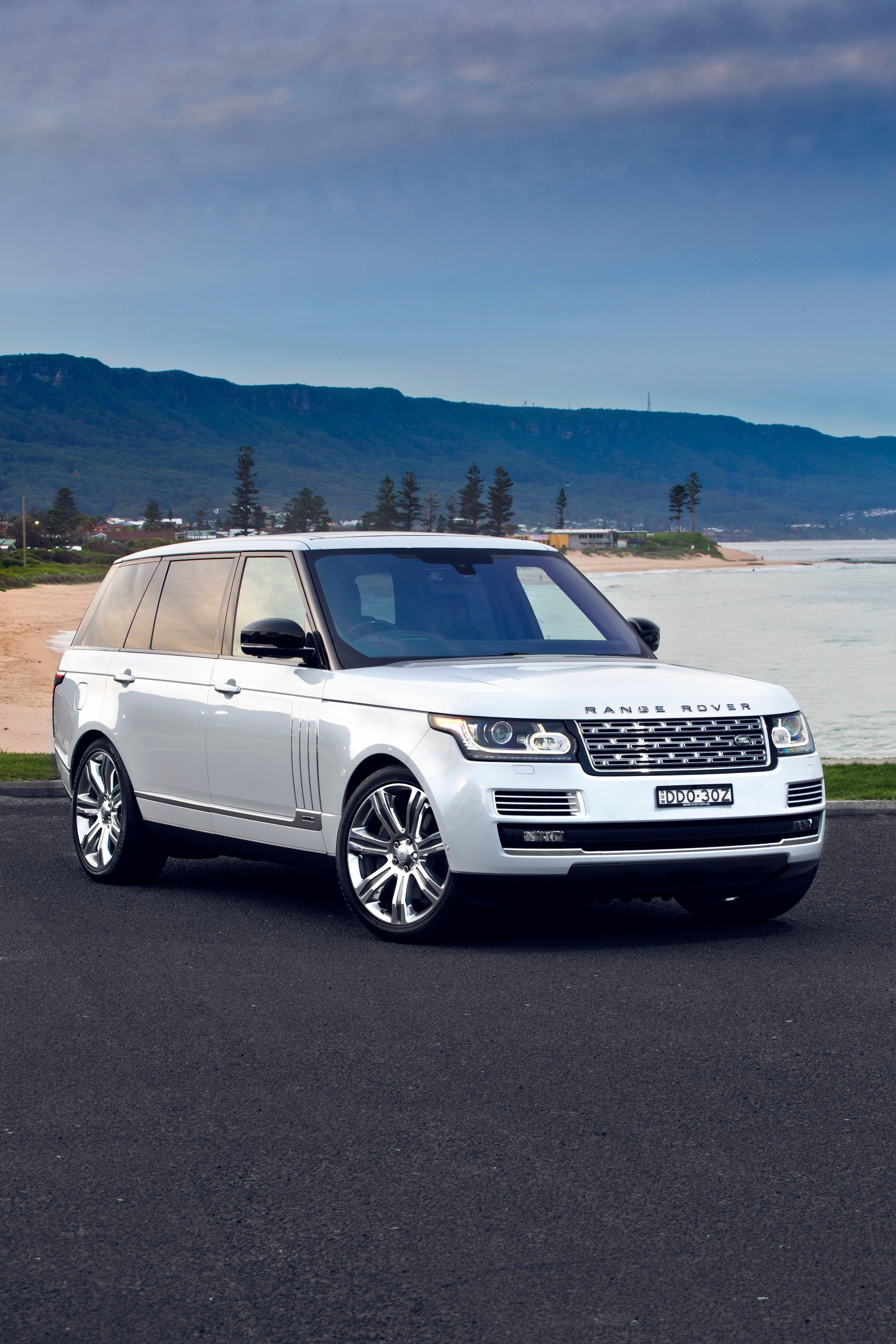 2016 Range Rover Svautobiography Review Photos Caradvice