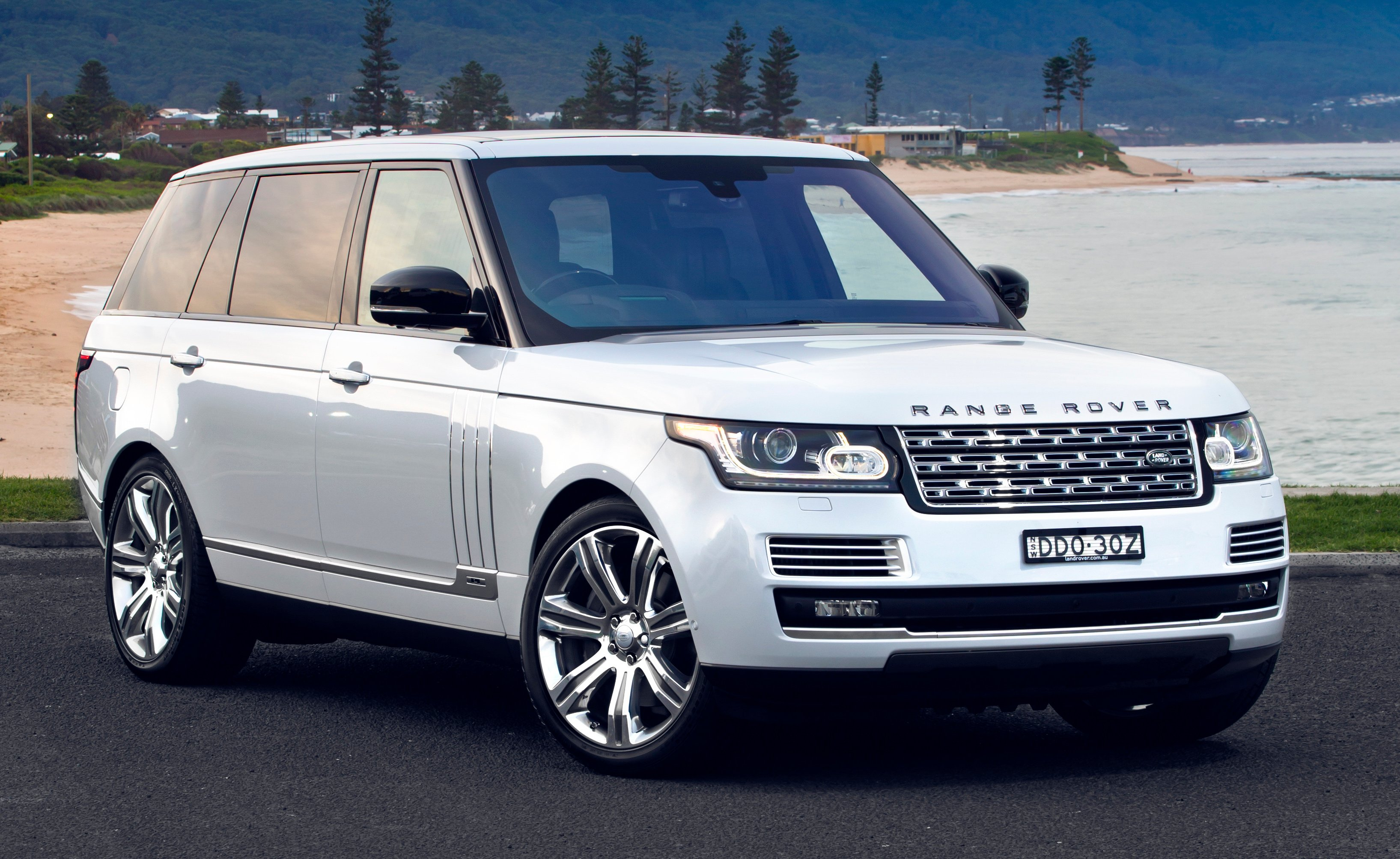 2016 Range Rover Svautobiography Review Photos Caradvice