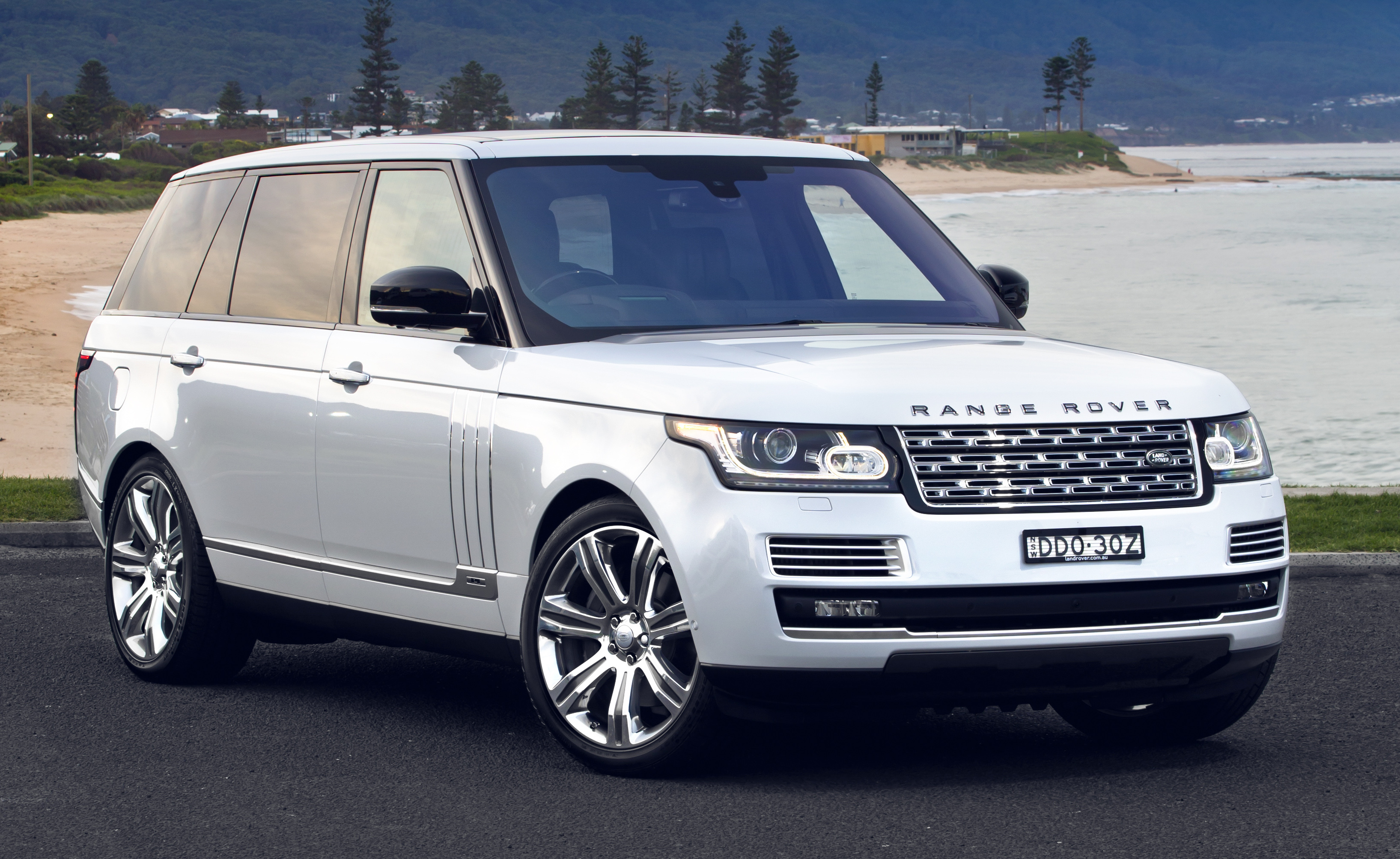 X Trail 2018 White >> 2016 Range Rover SVAutobiography Review | CarAdvice
