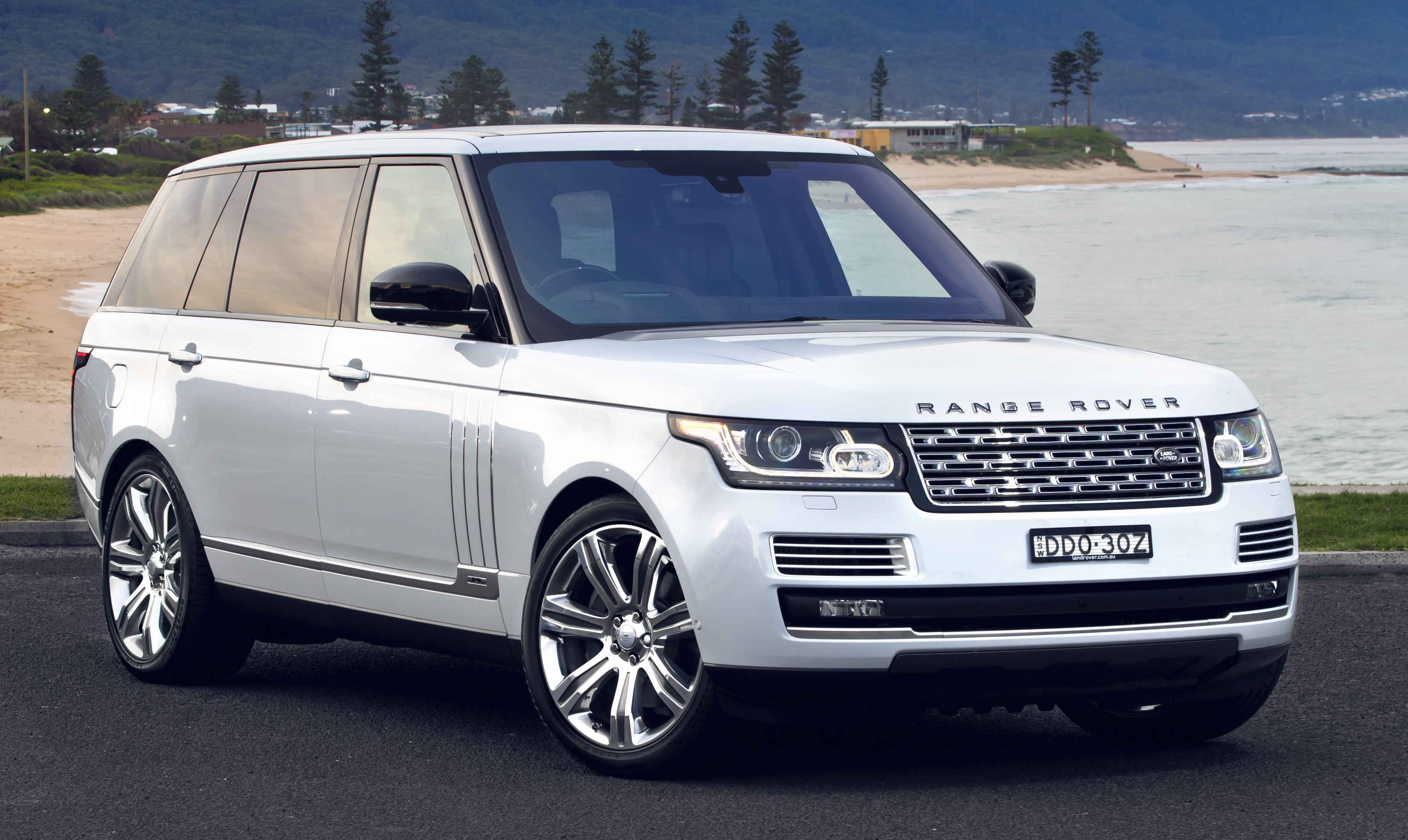 2016 range rover svautobiography review caradvice. Black Bedroom Furniture Sets. Home Design Ideas