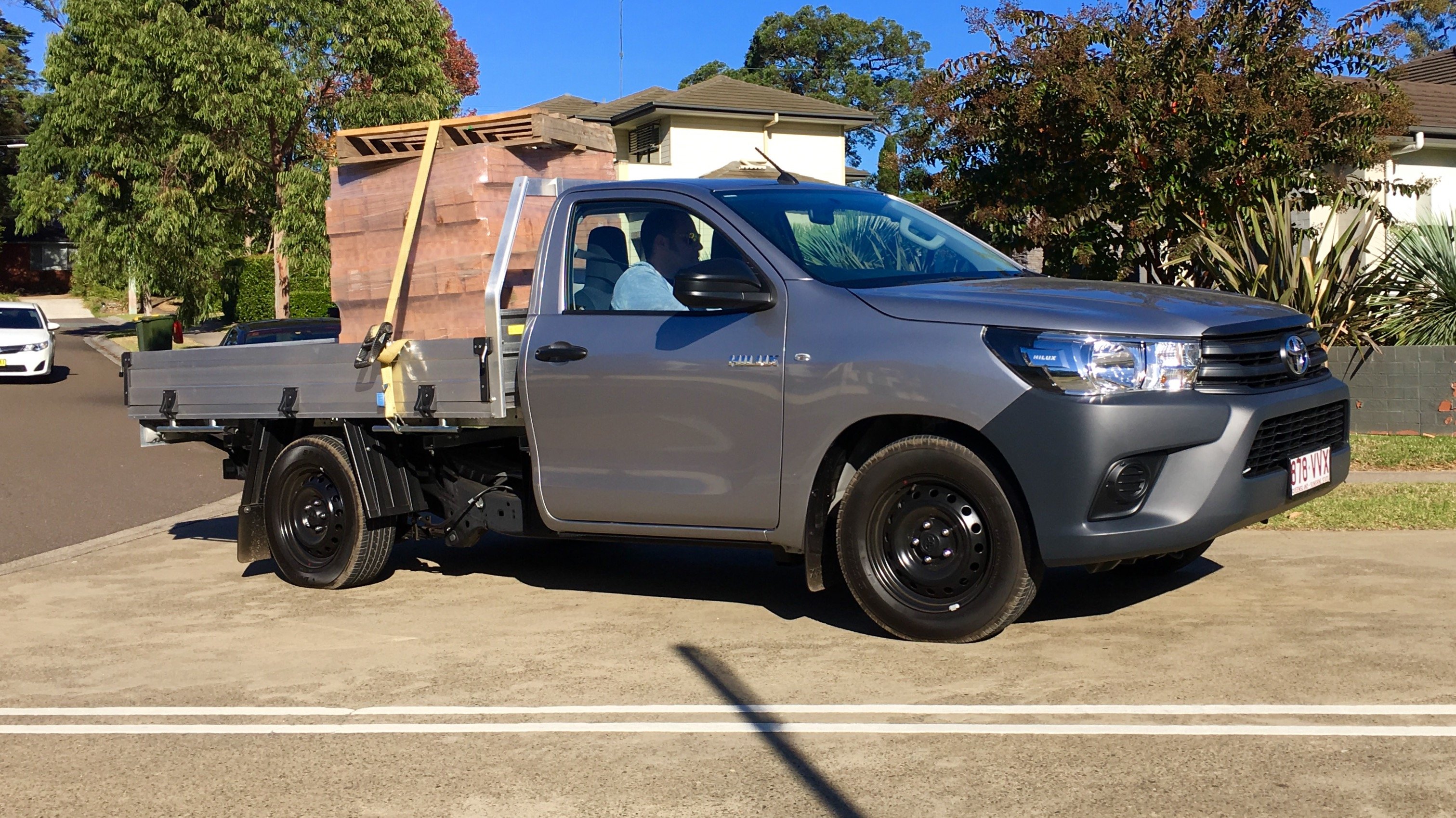 Image Result For Toyota Hilux Workmate 2017 2018 Toyota