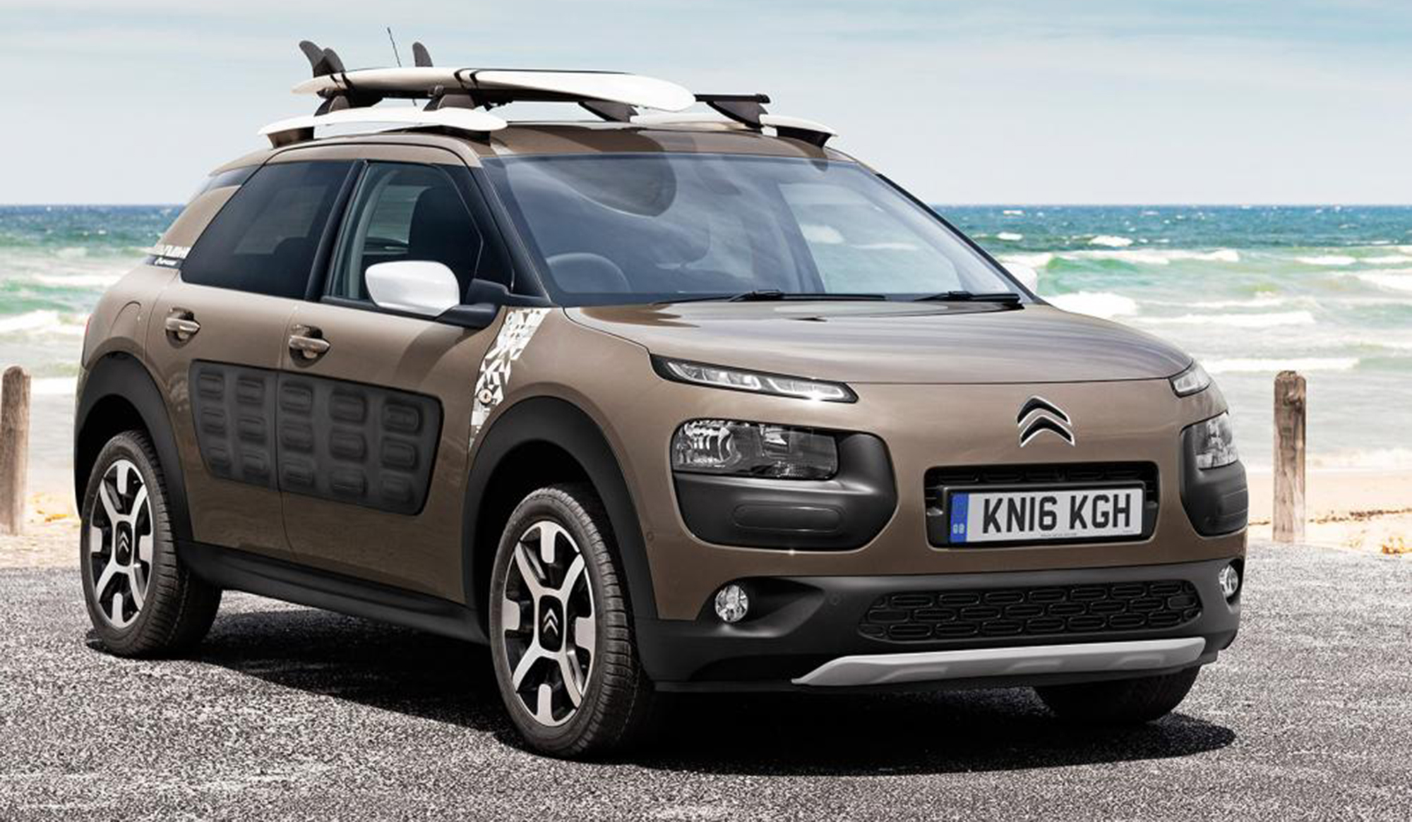 citroen c4 cactus rip curl revealed australian debut unlikely photos caradvice. Black Bedroom Furniture Sets. Home Design Ideas