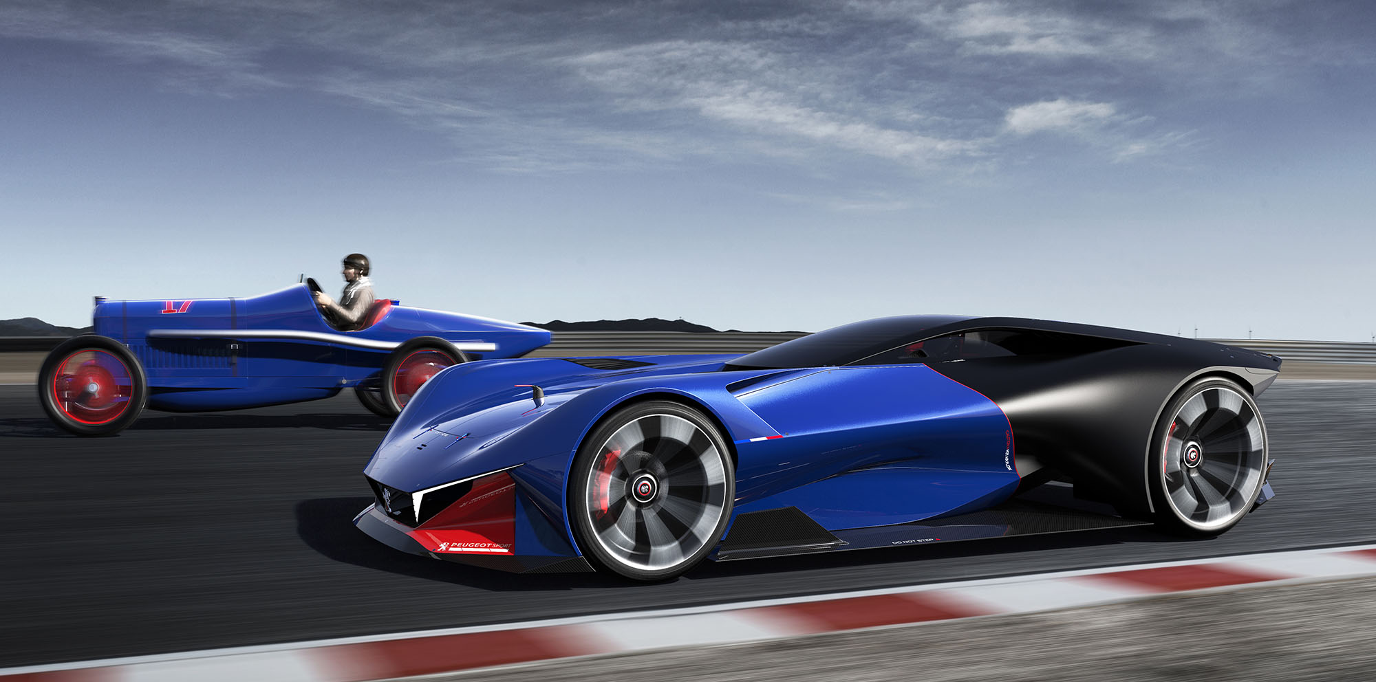 peugeot   hybrid concept unveiled  caradvice