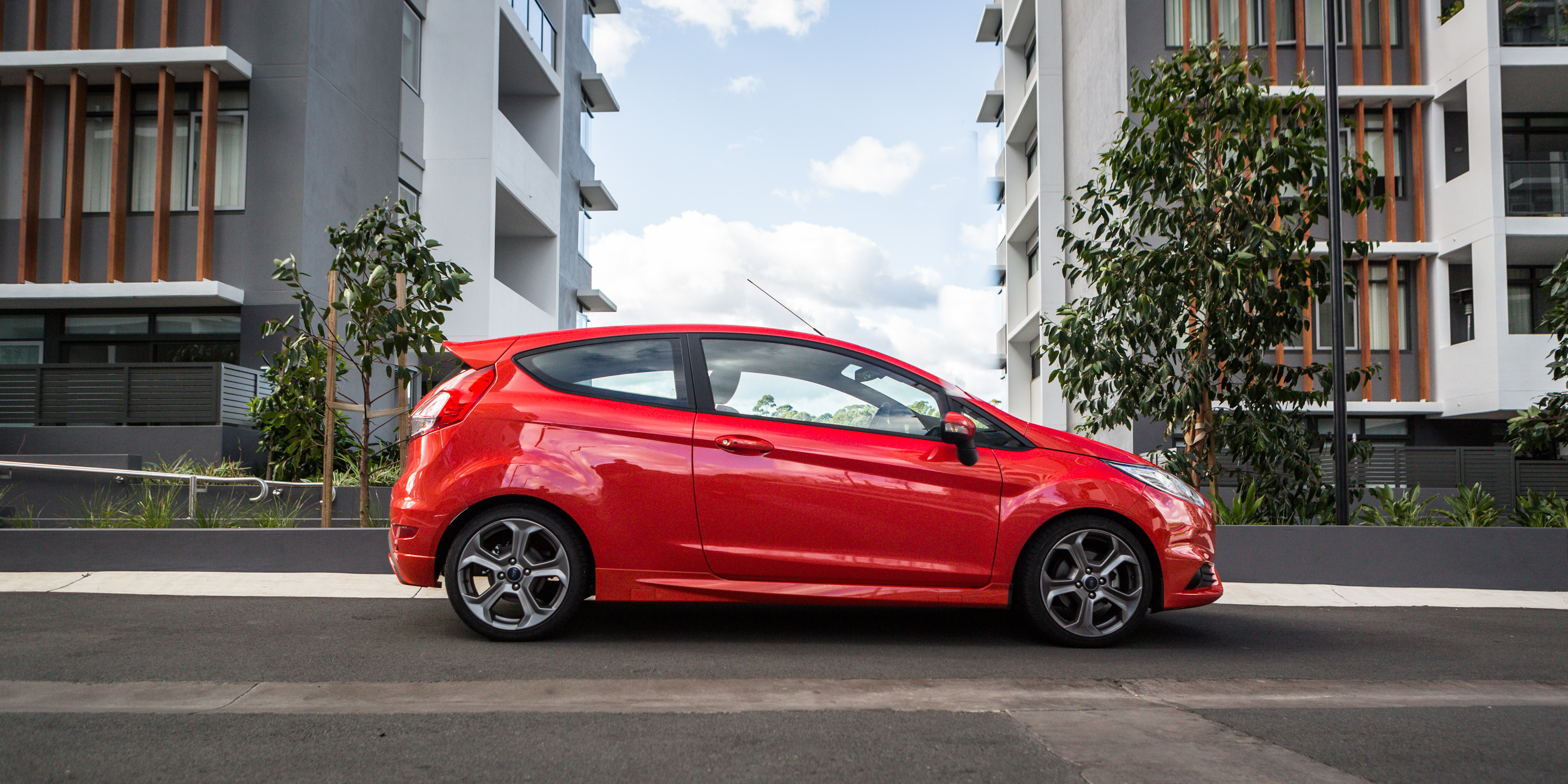 2016 ford fiesta st mountune mp215 review photos caradvice. Black Bedroom Furniture Sets. Home Design Ideas