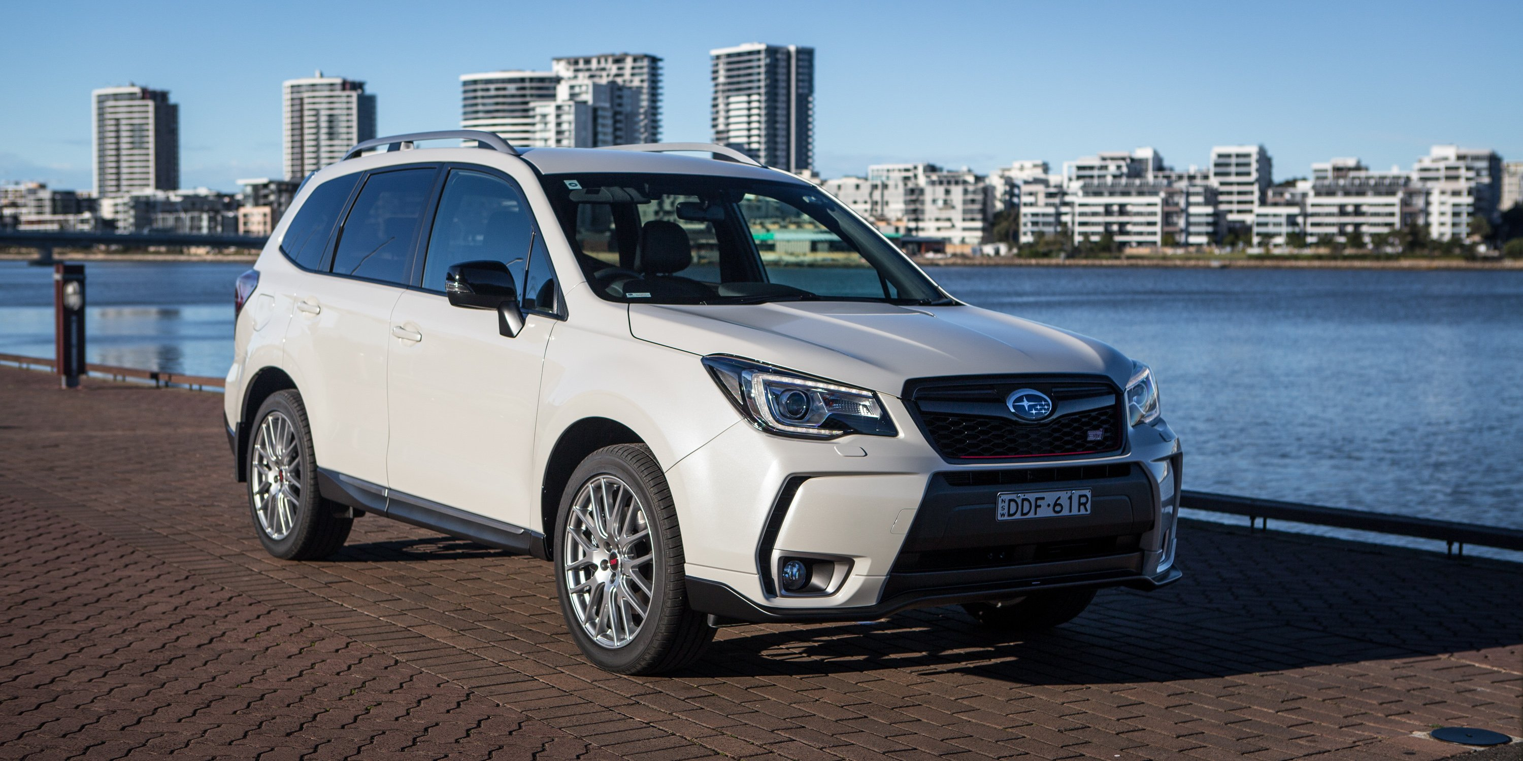 2016 Subaru Forester tS Review - photos | CarAdvice
