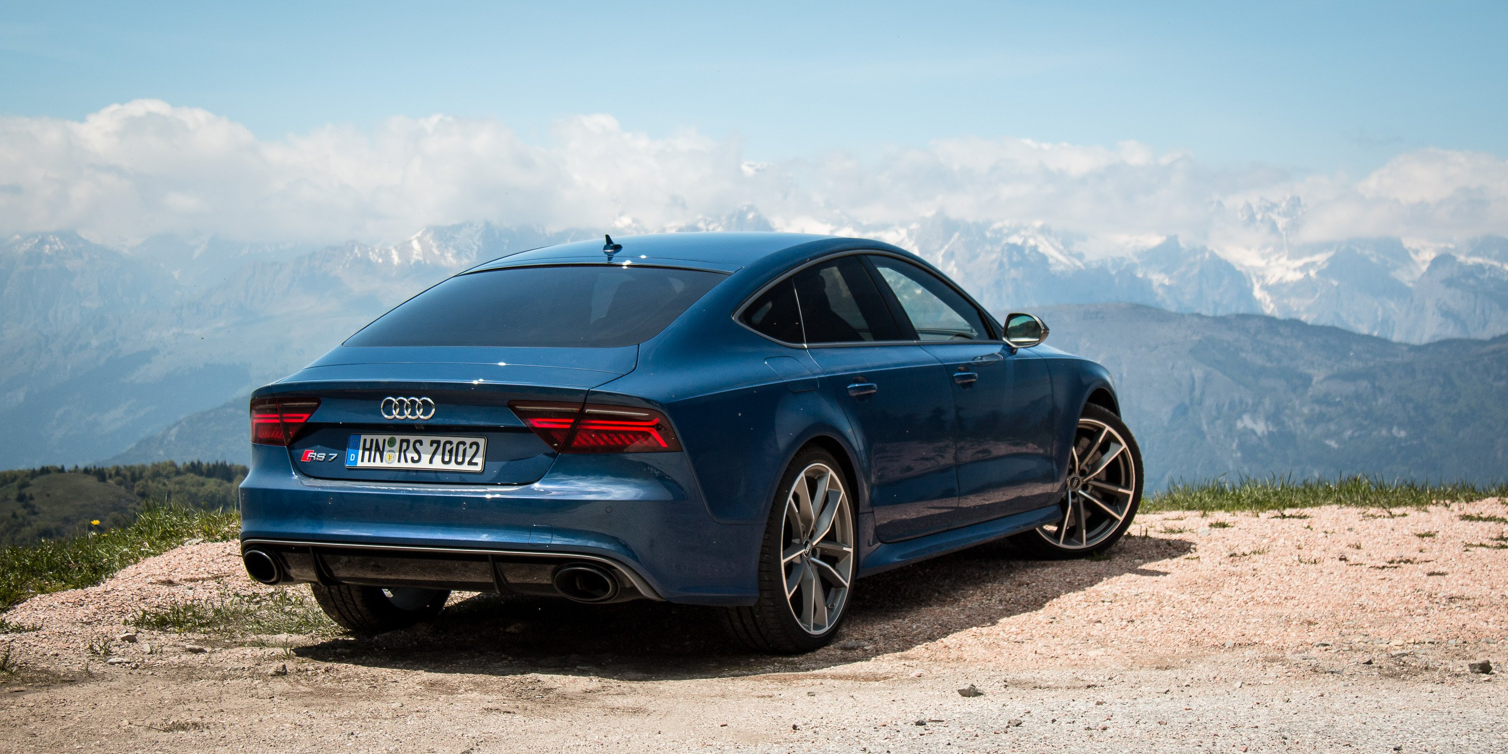 2016 Audi RS7 Sportback Performance Review - photos ...