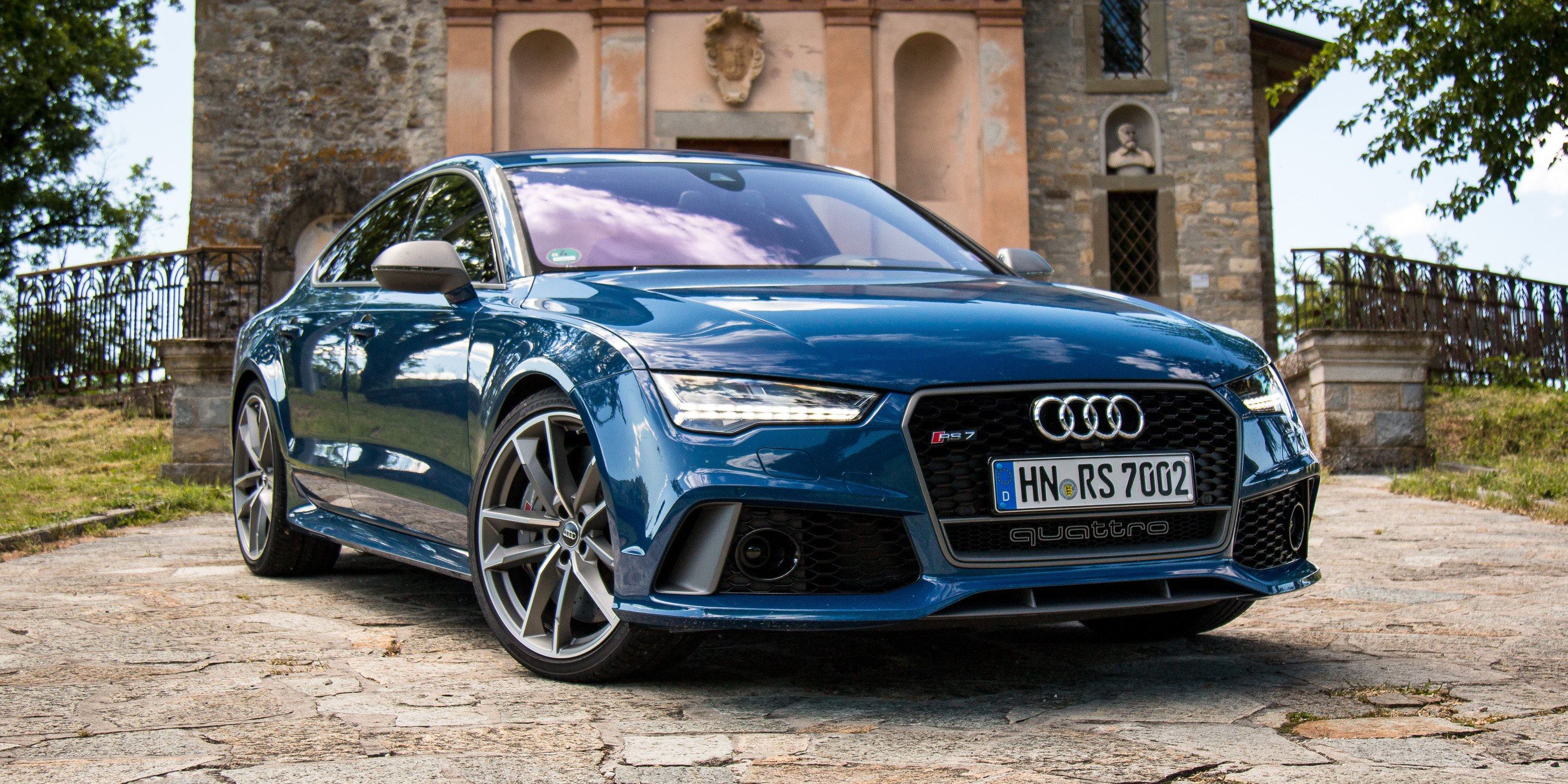 2016 Audi Rs7 Sportback Performance Review Caradvice