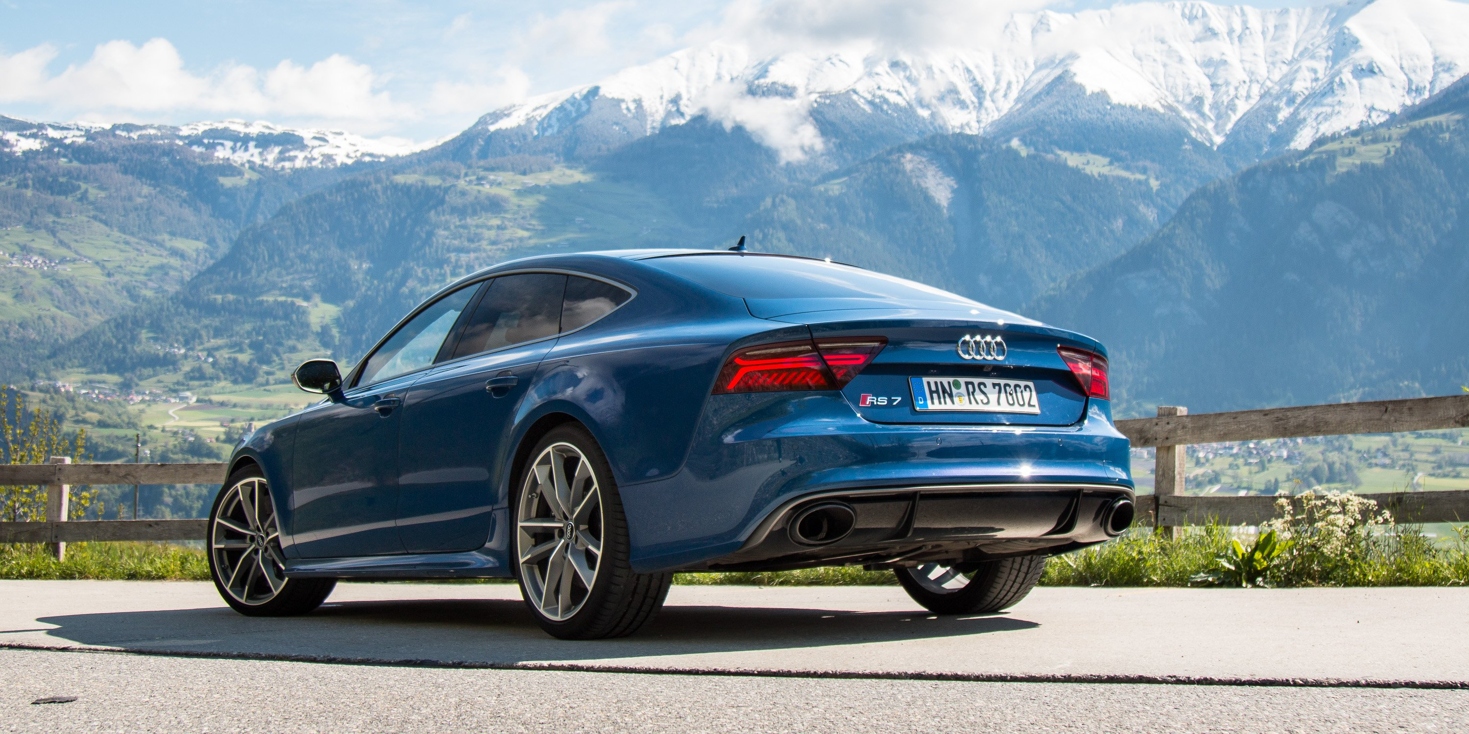 2016 Audi RS7 Sportback Performance Review | CarAdvice