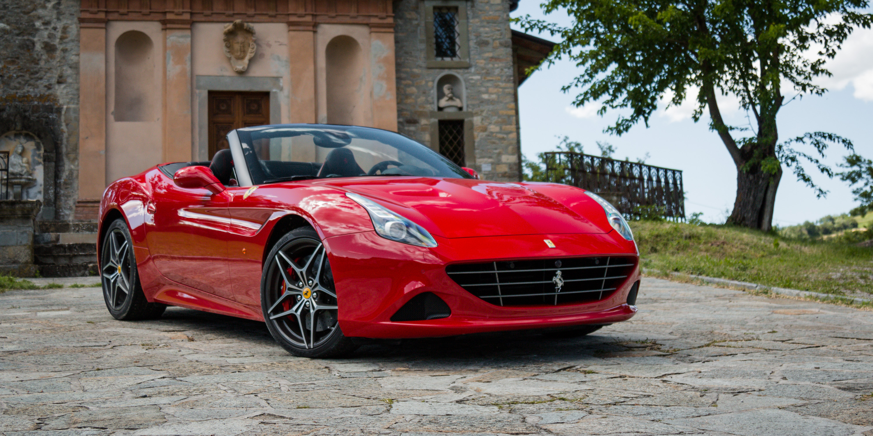 2016 ferrari california t handling speciale review photos caradvice. Black Bedroom Furniture Sets. Home Design Ideas
