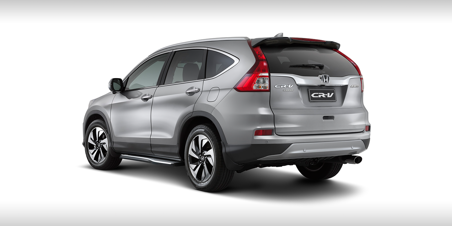 2016 Honda Cr V Vti Limited Edition On Sale In Australia Photos Caradvice