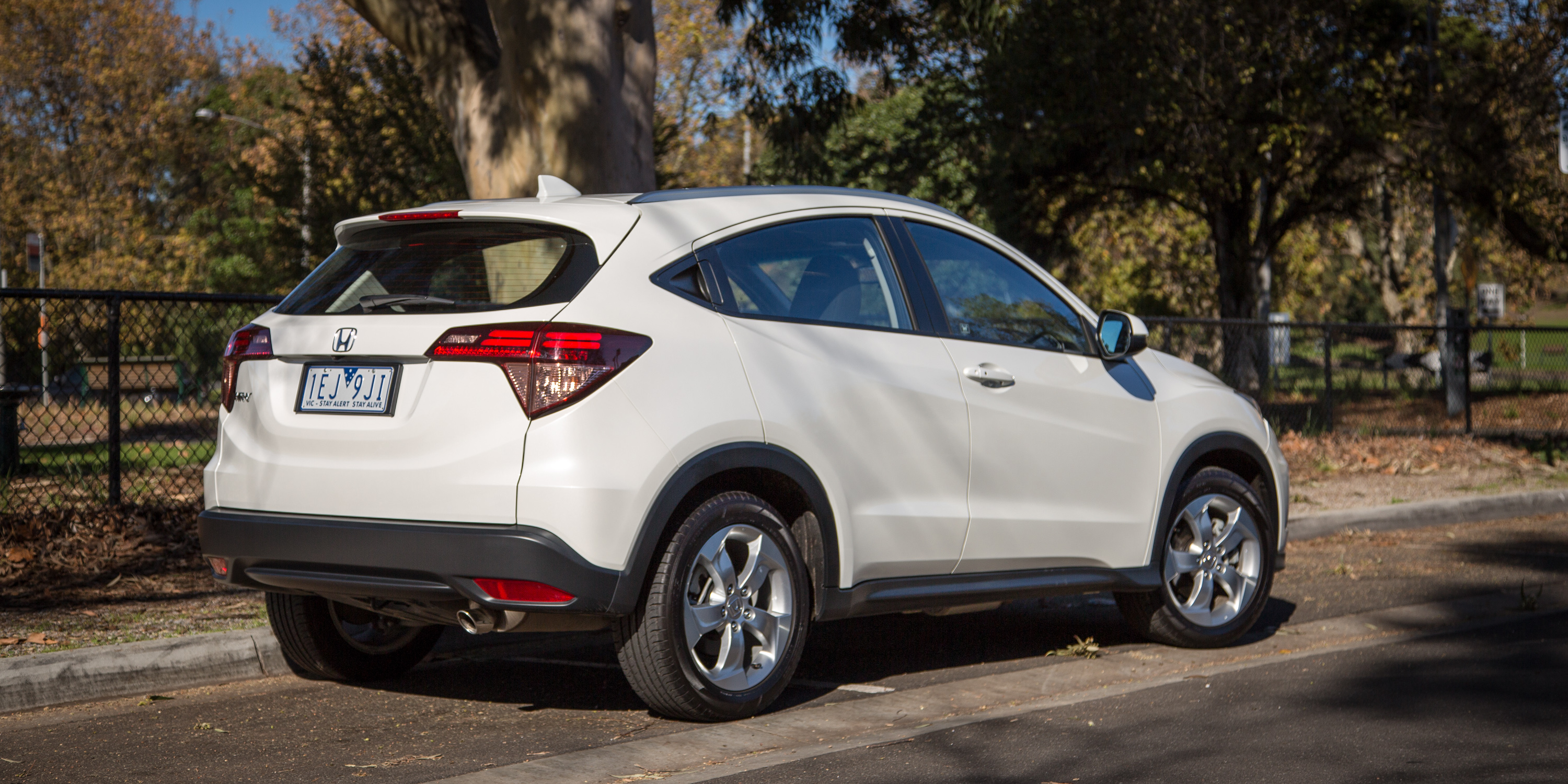 2016 Honda HR-V VTi-S Review | CarAdvice