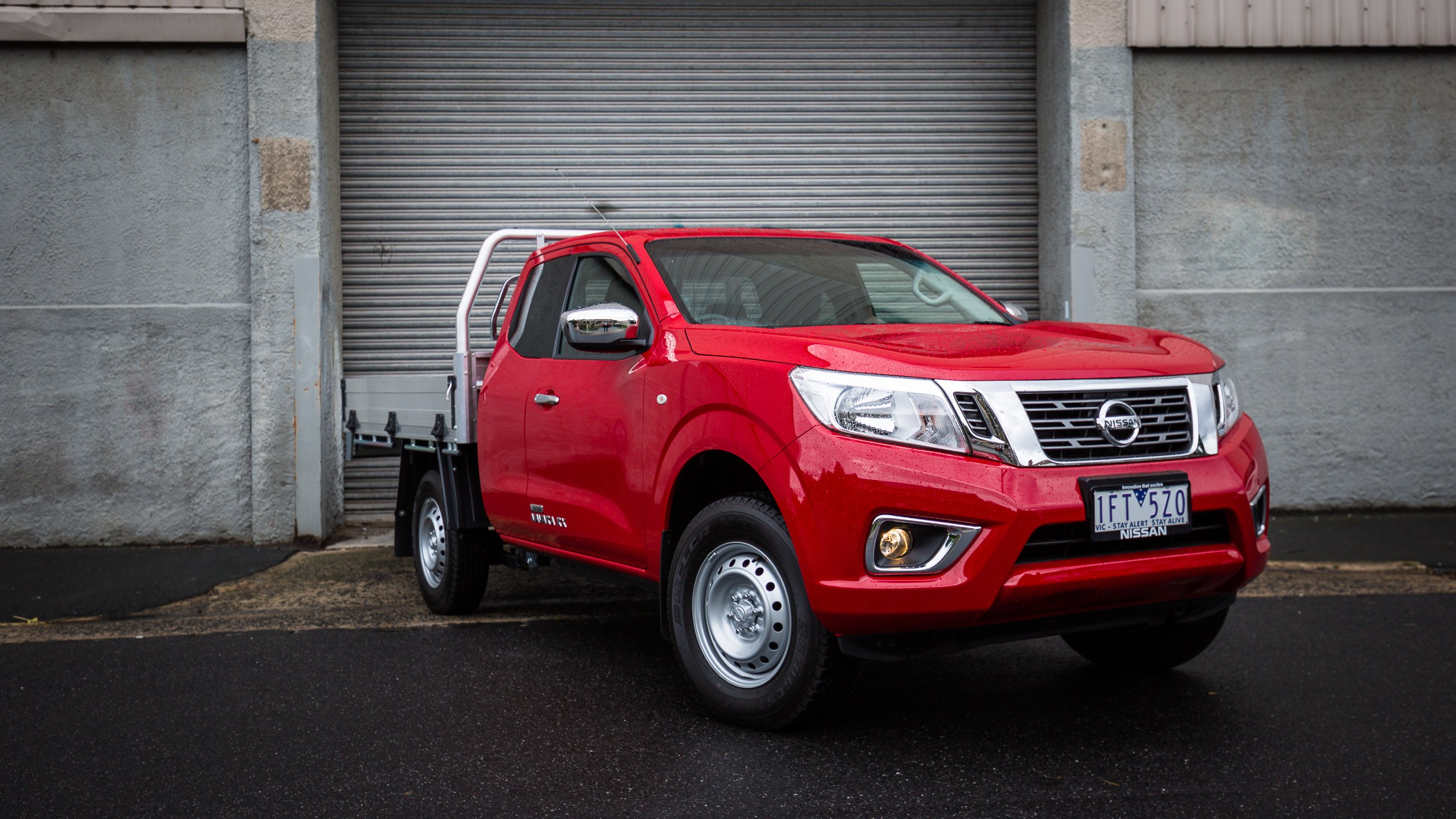 2016 nissan navara rx 4x2 king cab chassis review photos caradvice. Black Bedroom Furniture Sets. Home Design Ideas