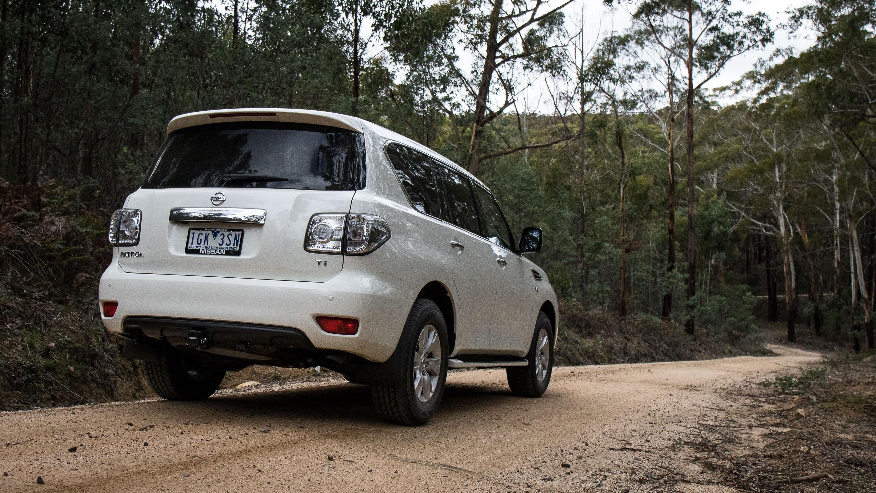 2016 Nissan Patrol Ti Review - photos | CarAdvice