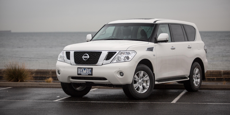 2016 Nissan Patrol Ti Review Caradvice