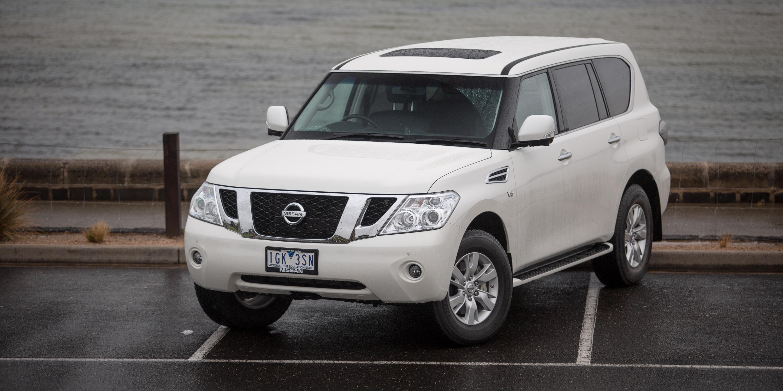 2016 Nissan Patrol Ti Review Photos Caradvice