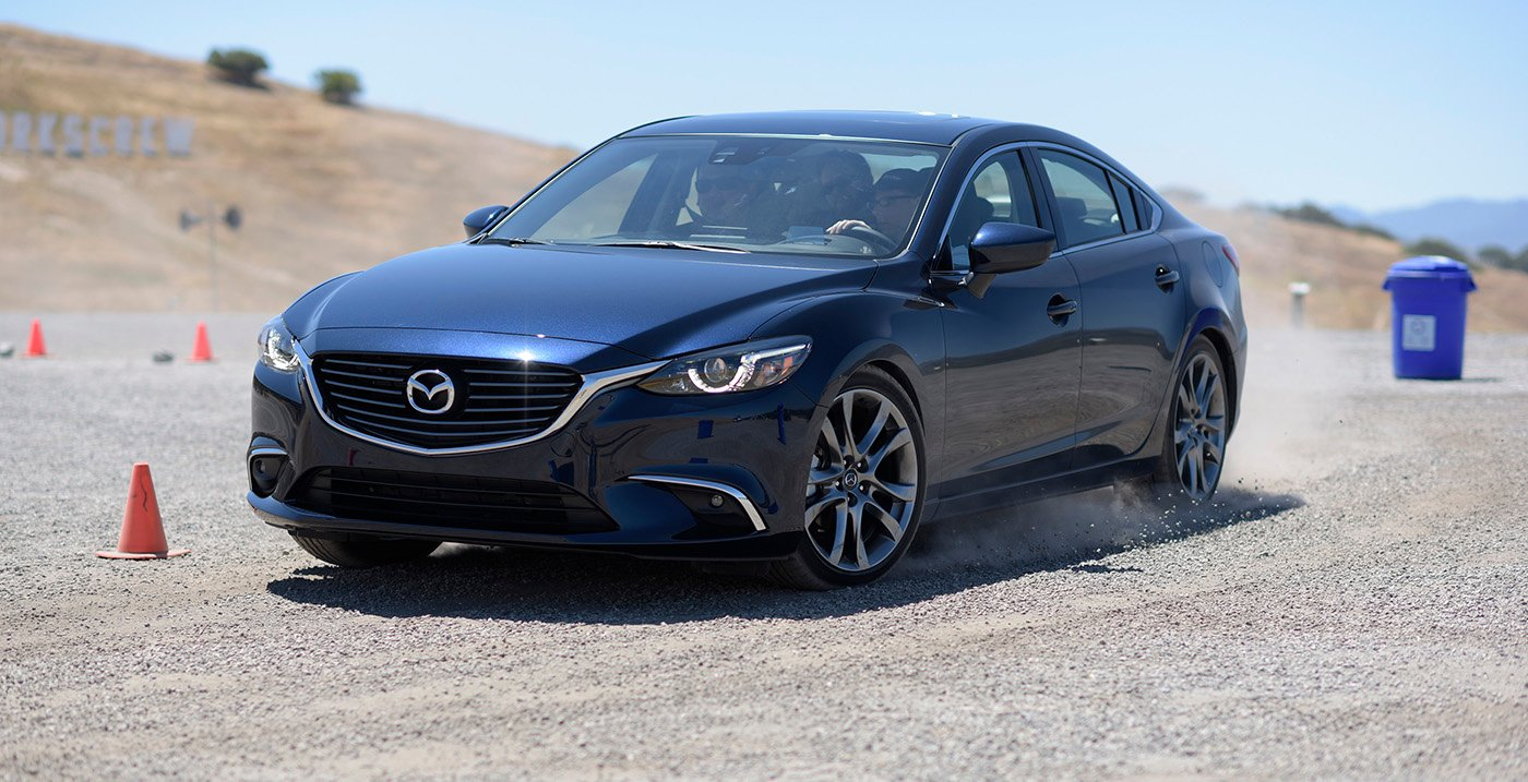 mazda 6 likely to get 2 5 litre turbo engine smaller models also possible photos 1 of 3. Black Bedroom Furniture Sets. Home Design Ideas