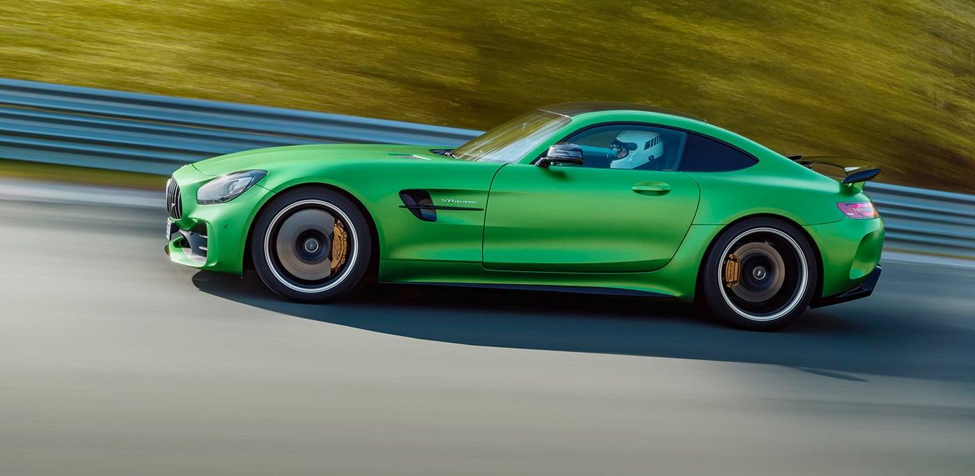 Mercedes Amg Gt R Revealed Ahead Of Australian Debut