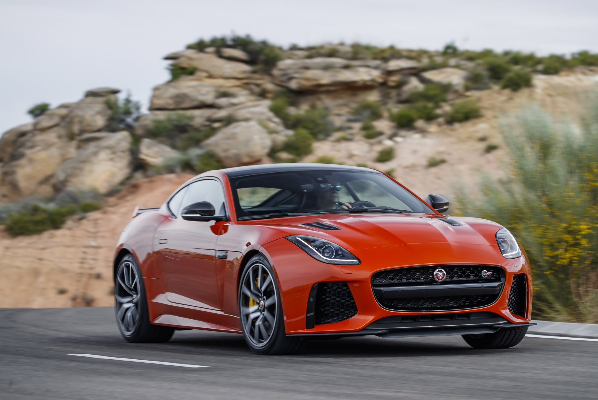 Jaguar F Type Convertible >> 2017 Jaguar F-Type SVR Review - photos | CarAdvice