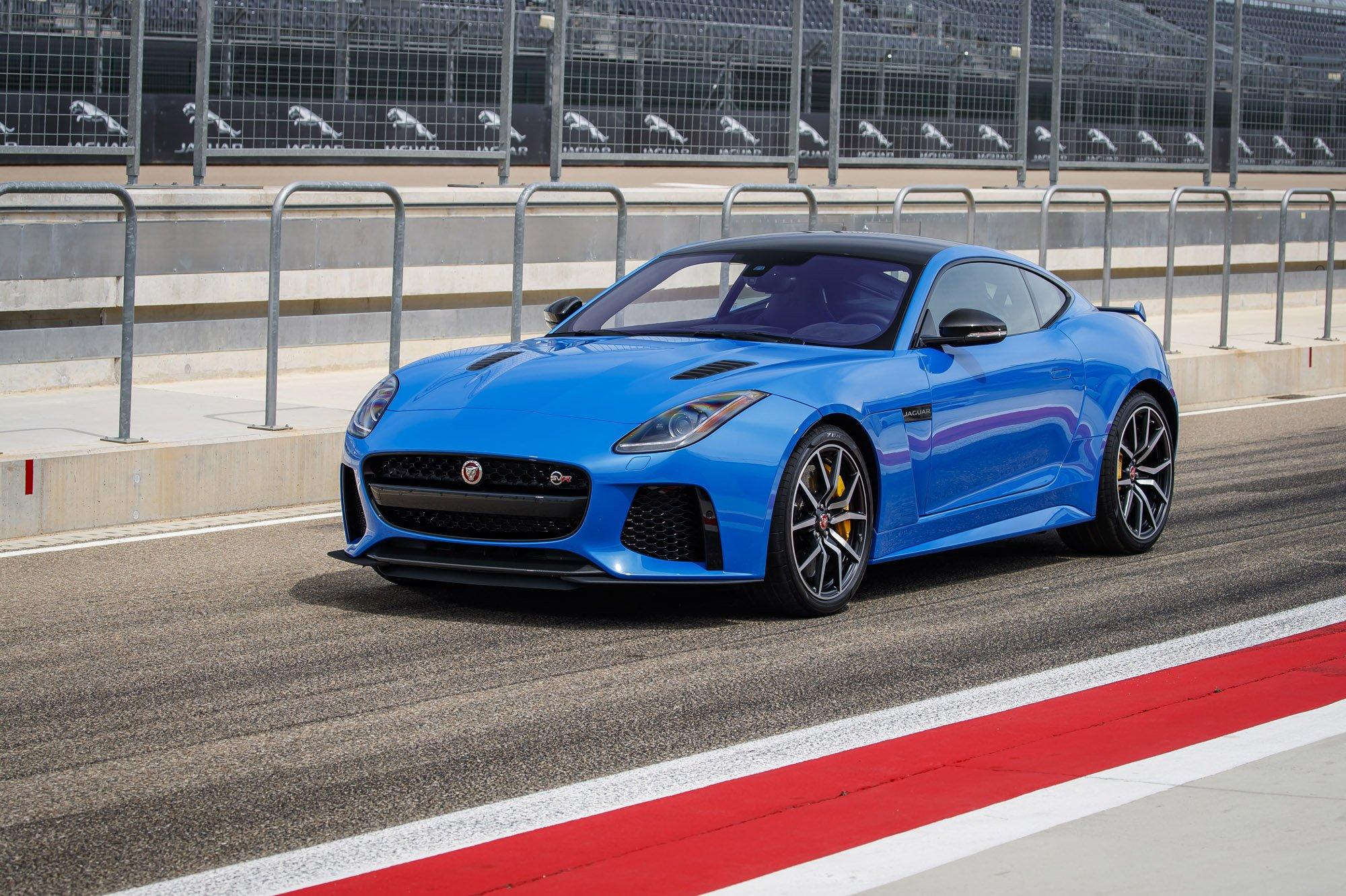 F Type Coupe >> 2017 Jaguar F-Type SVR Review - photos | CarAdvice