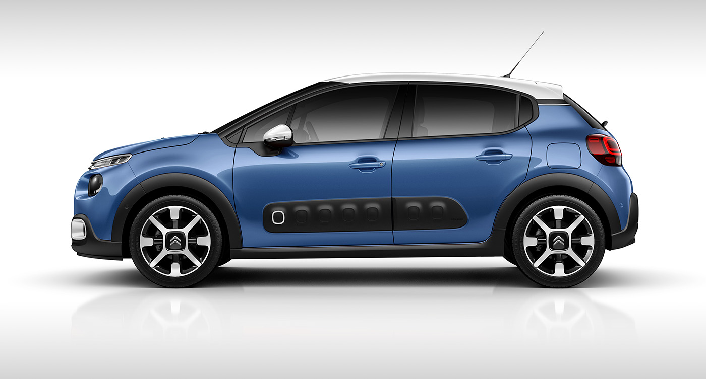 2017 Citroen C3 Revealed Australian Debut Quot Likely Quot Photos