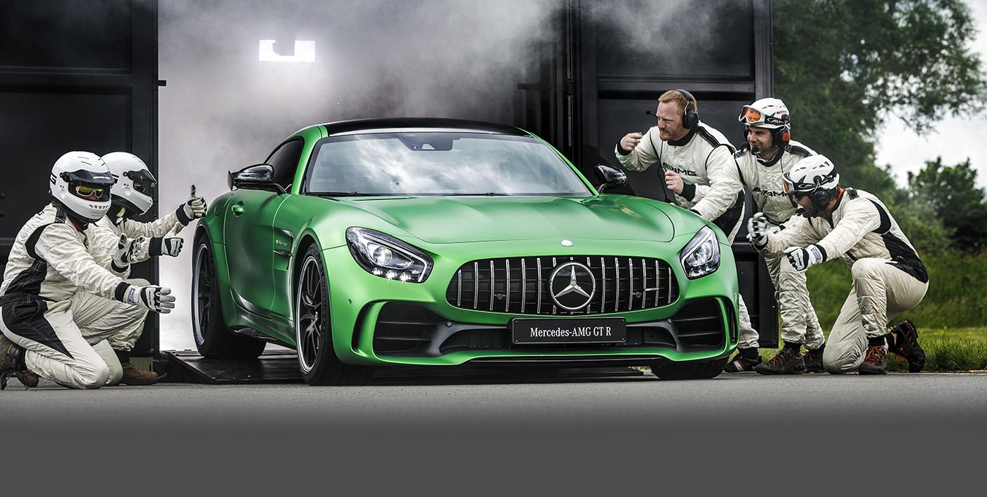 Mercedes Amg Gtr V Bathurst  Hour