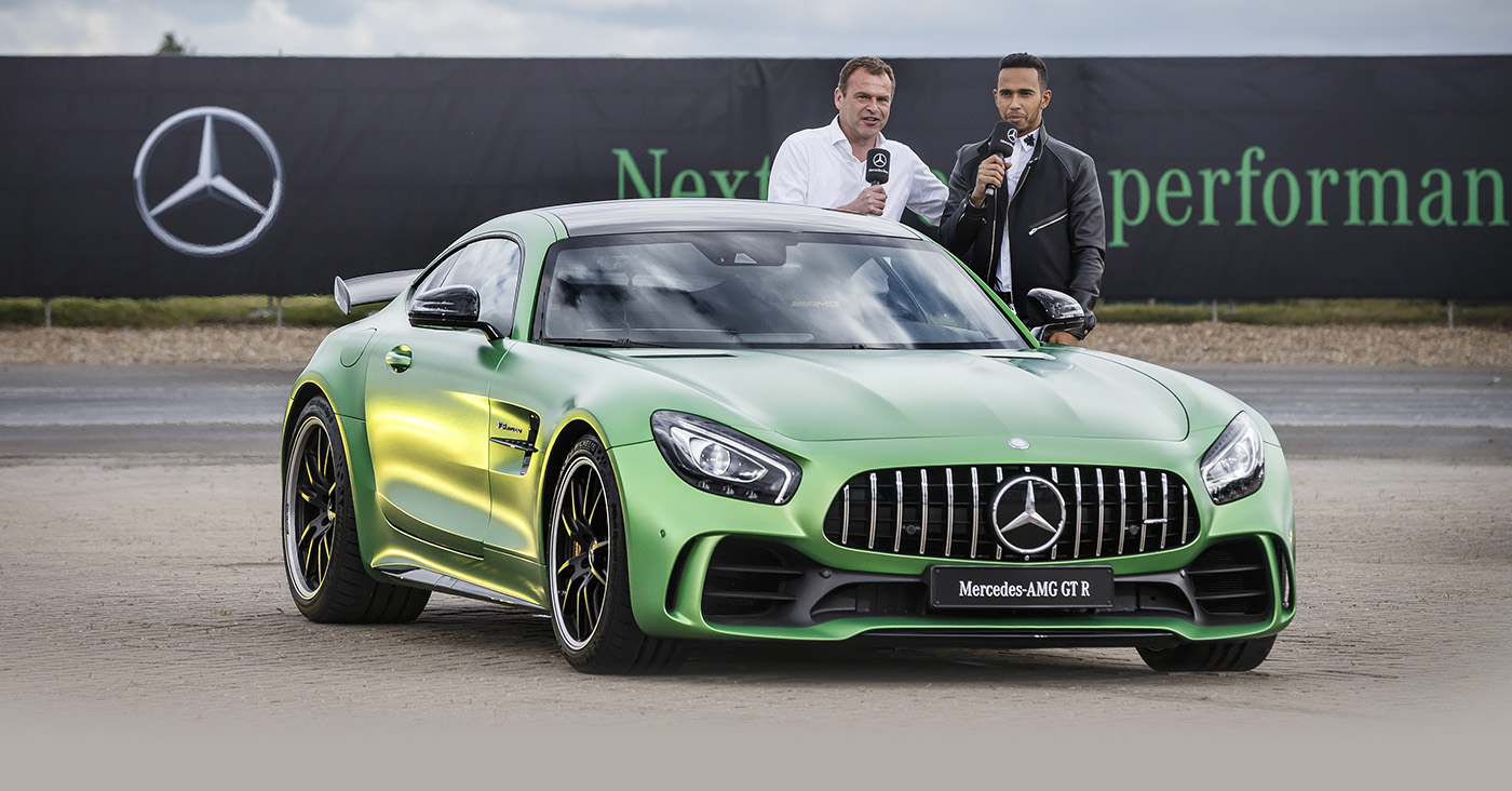 Mercedes amg gt australia to get three variants new for Mercedes benz gtr amg 2017 price