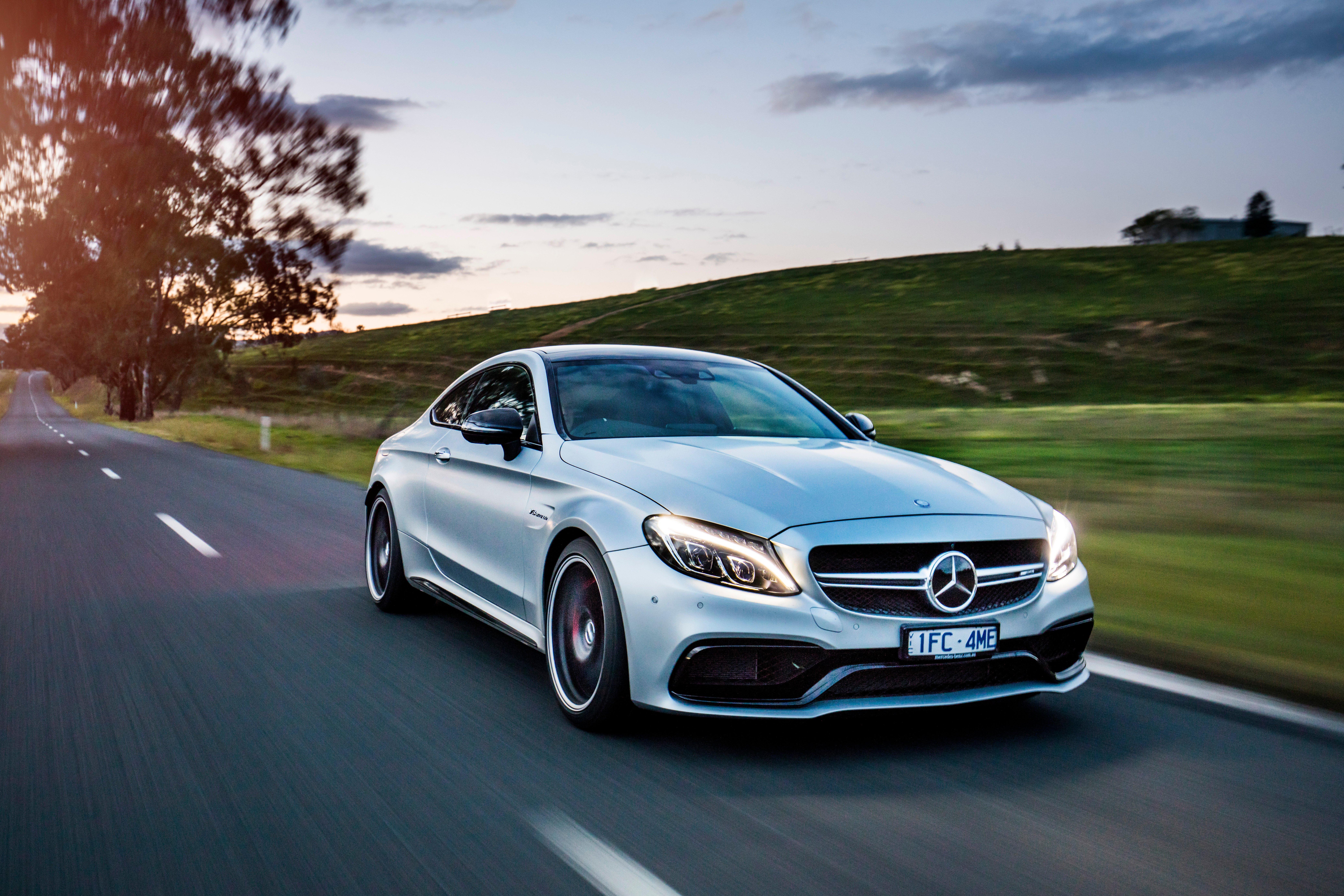Mercedes Benz C Amg Review