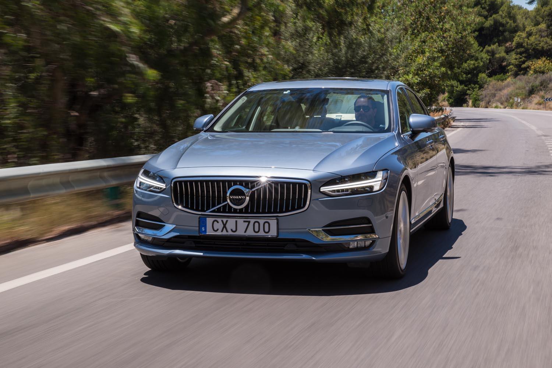 2017 Volvo S90 Review Photos Caradvice