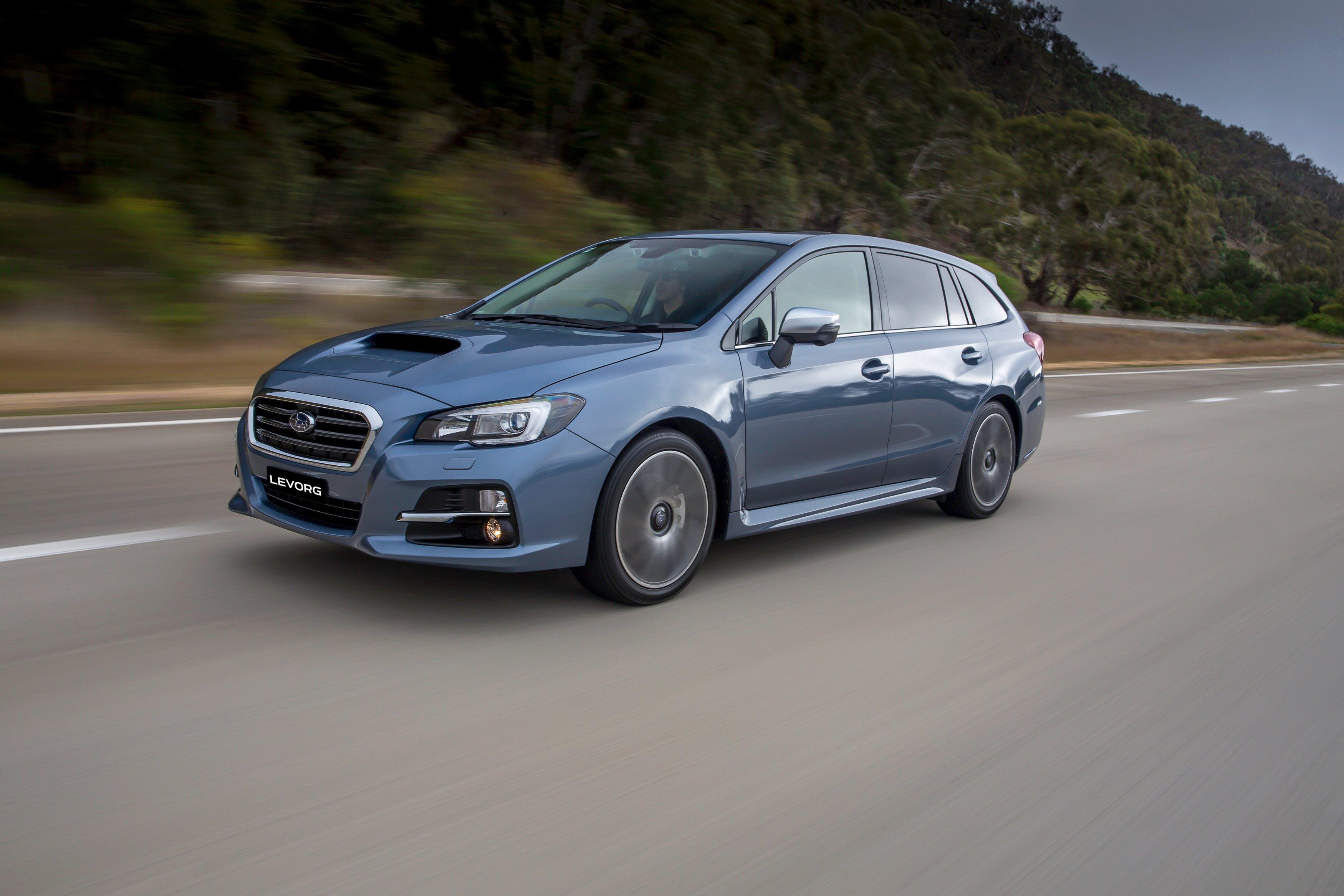 2016 Subaru Levorg Review | CarAdvice