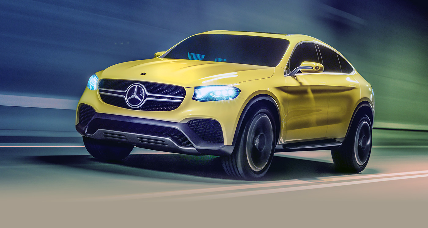 Mercedes benz to reveal all electric suv concept in paris for All electric mercedes benz