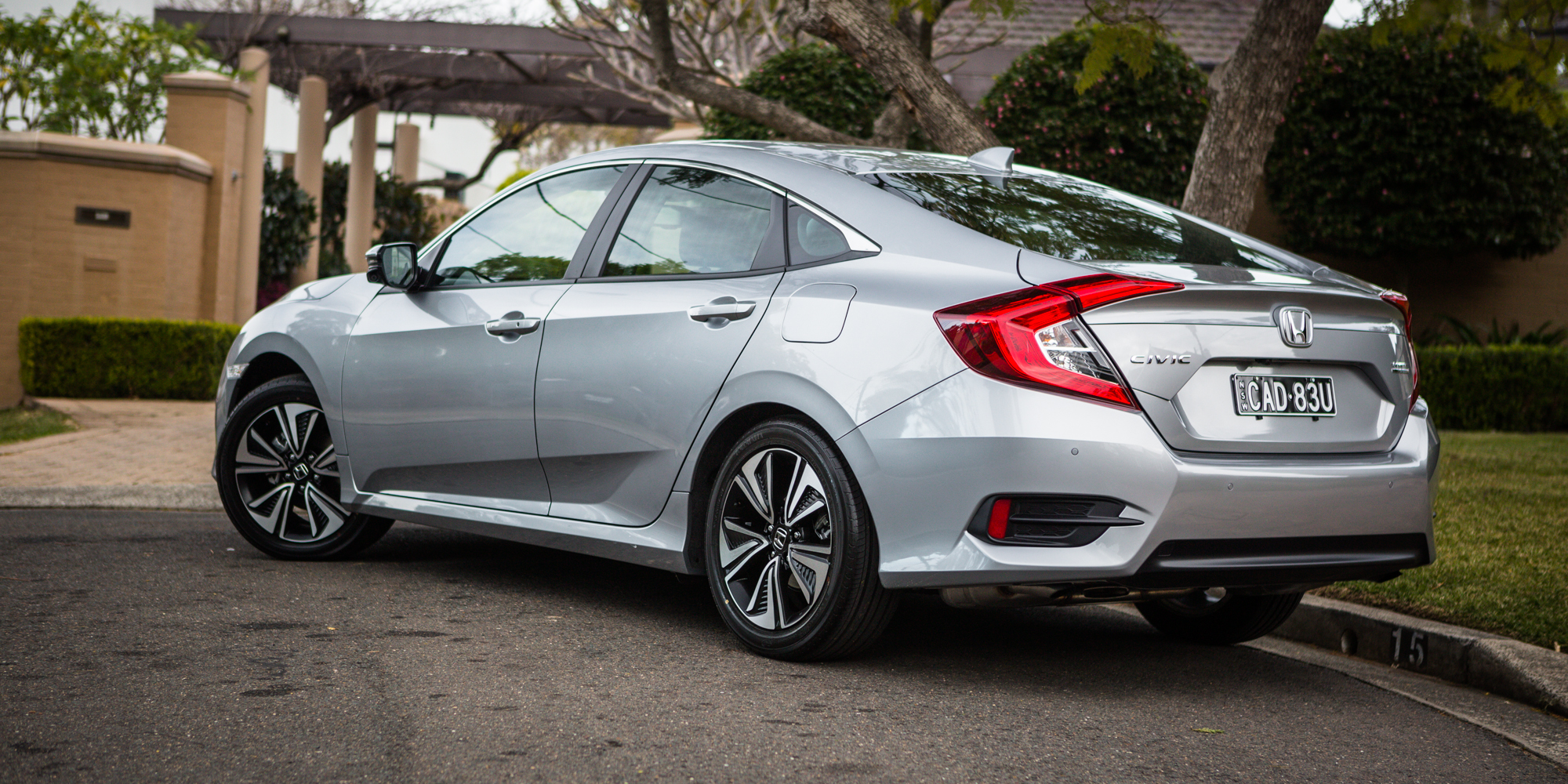 2016 Honda Civic Vti Lx Review Caradvice