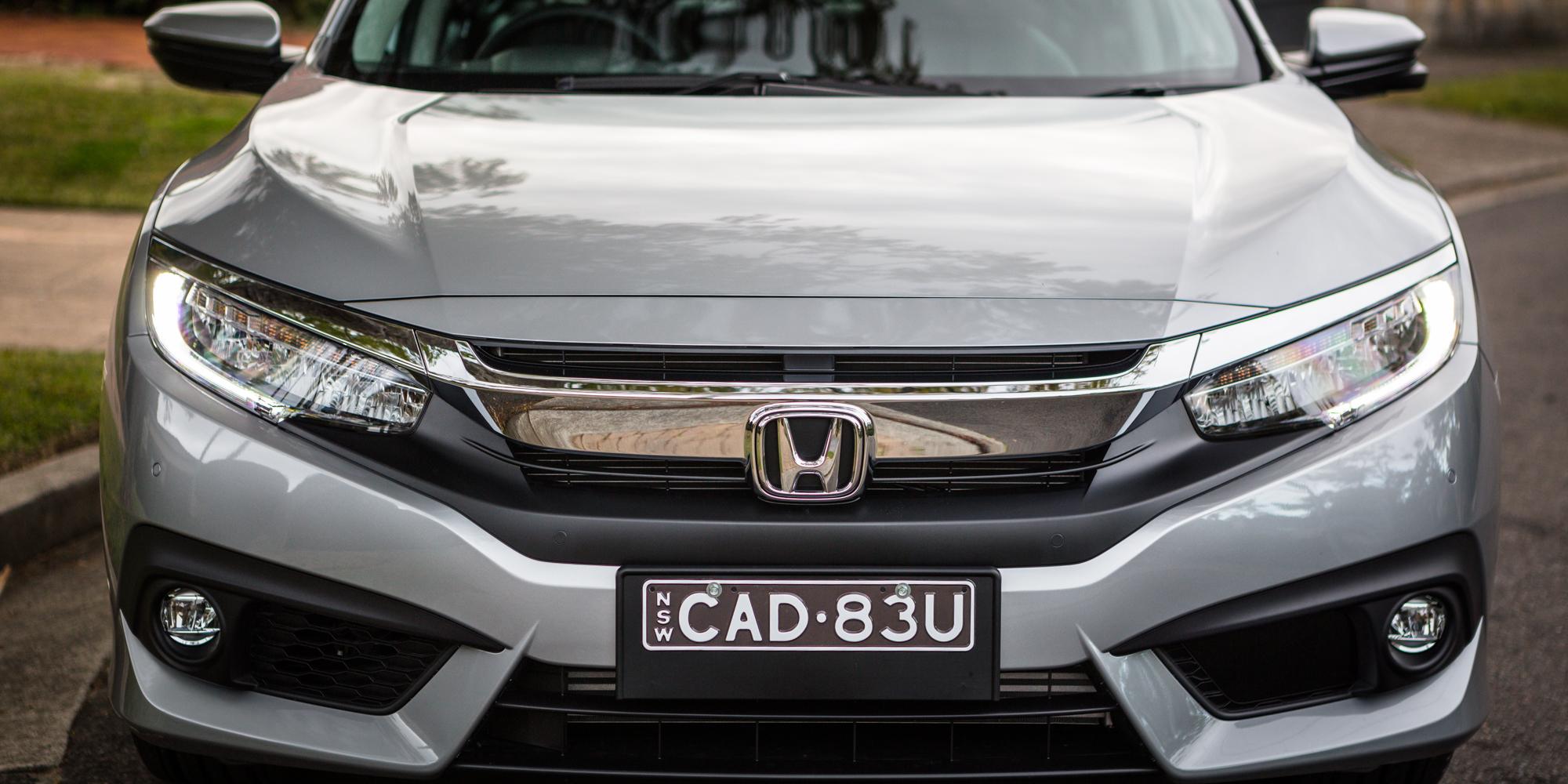 2016 Honda Civic VTi-LX Review - photos   CarAdvice