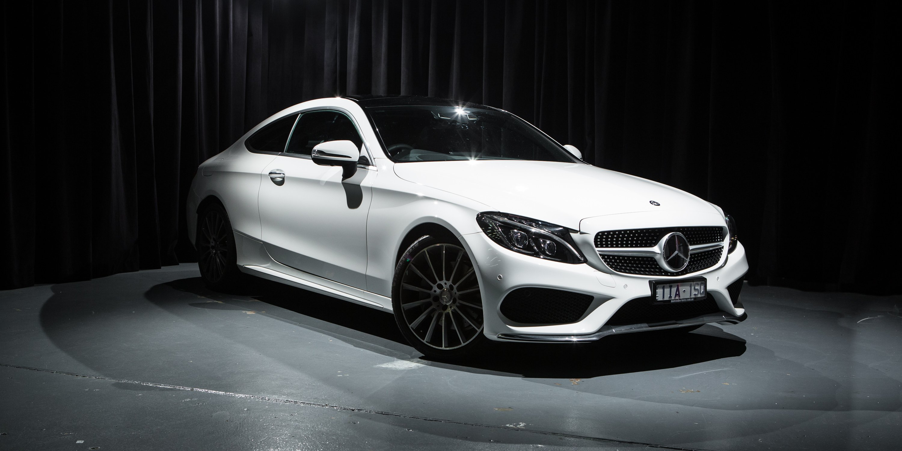 2016 mercedes benz c300 coupe review long term report two photos caradvice. Black Bedroom Furniture Sets. Home Design Ideas
