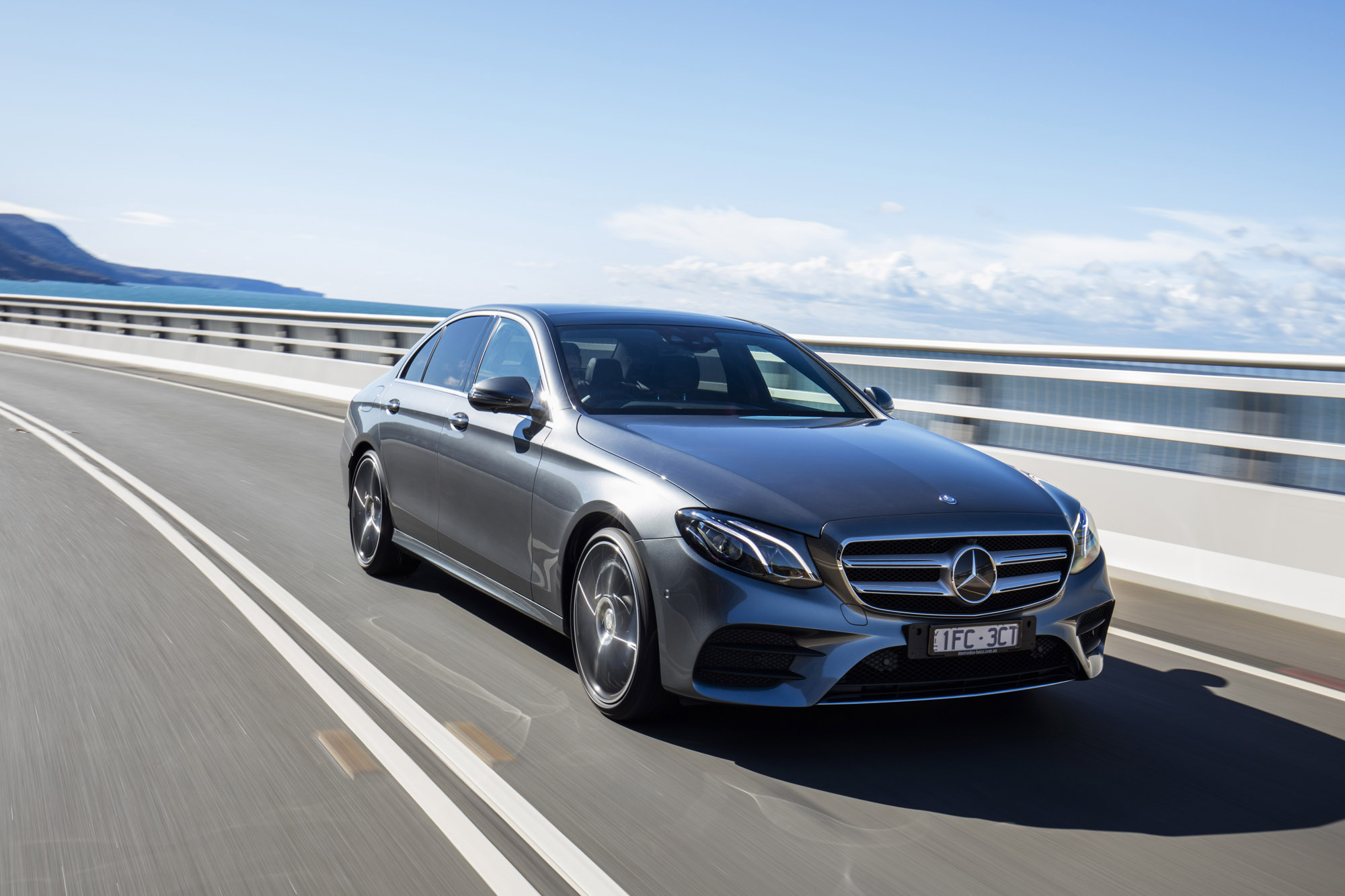 2016 MercedesBenz EClass Review  photos  CarAdvice