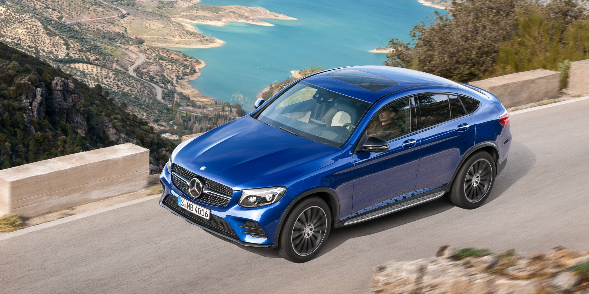 2016 mercedes benz glc coupe review photos caradvice. Black Bedroom Furniture Sets. Home Design Ideas