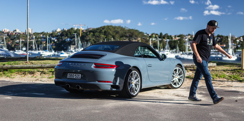 2016 Porsche 911 Carrera Cabriolet Review Photos Caradvice