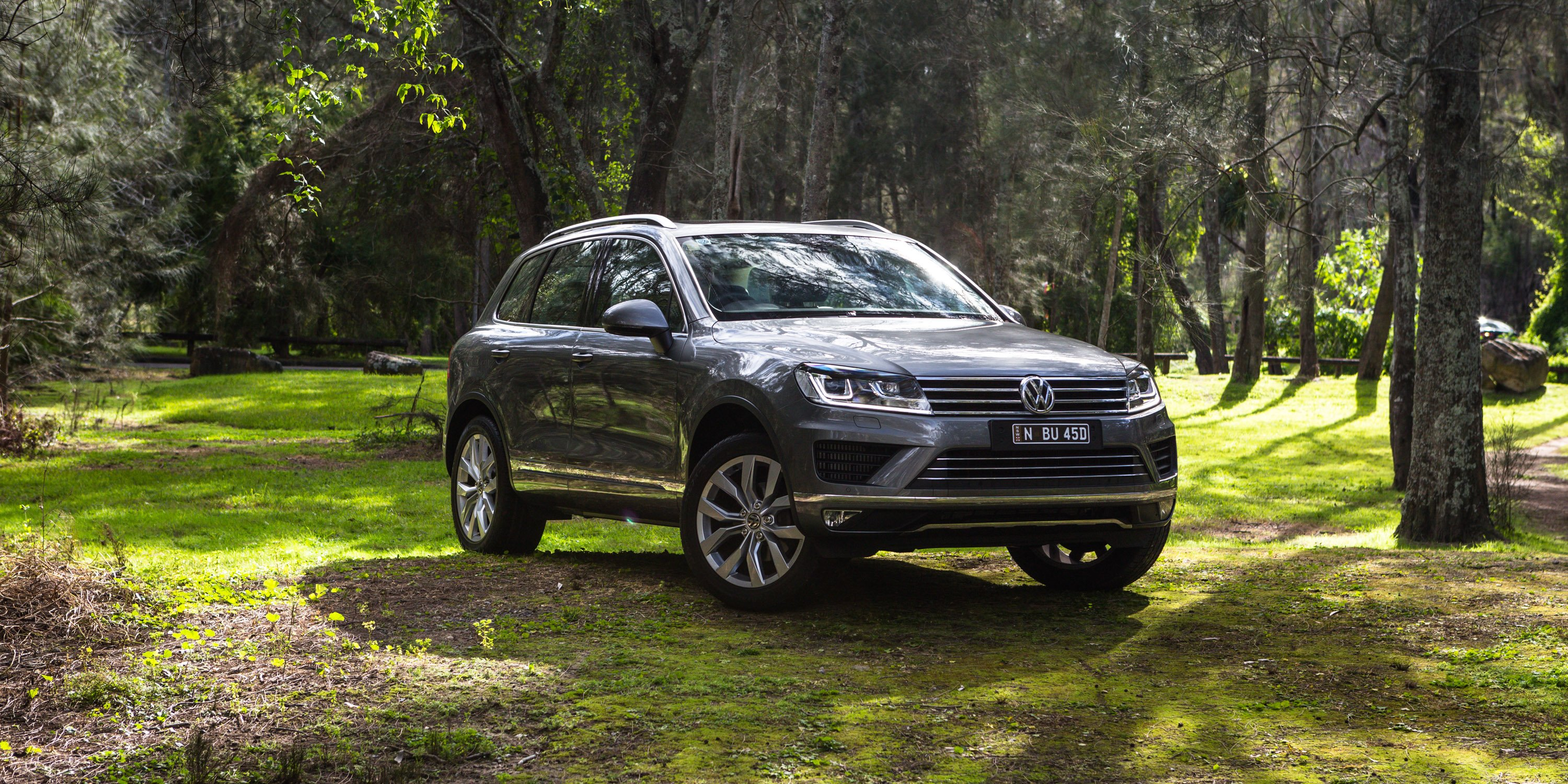 2016 volkswagen touareg v6 tdi review photos caradvice. Black Bedroom Furniture Sets. Home Design Ideas