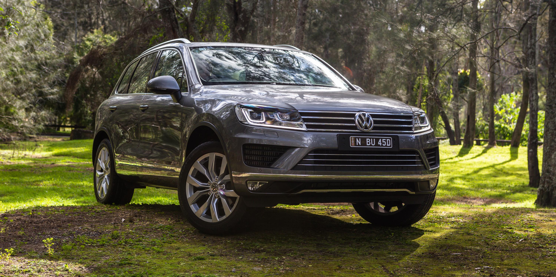 2016 Volkswagen Touareg V6 TDI Review   CarAdvice