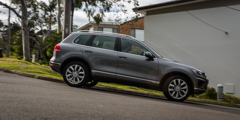 2016 Volkswagen Touareg V6 TDI Review - photos   CarAdvice