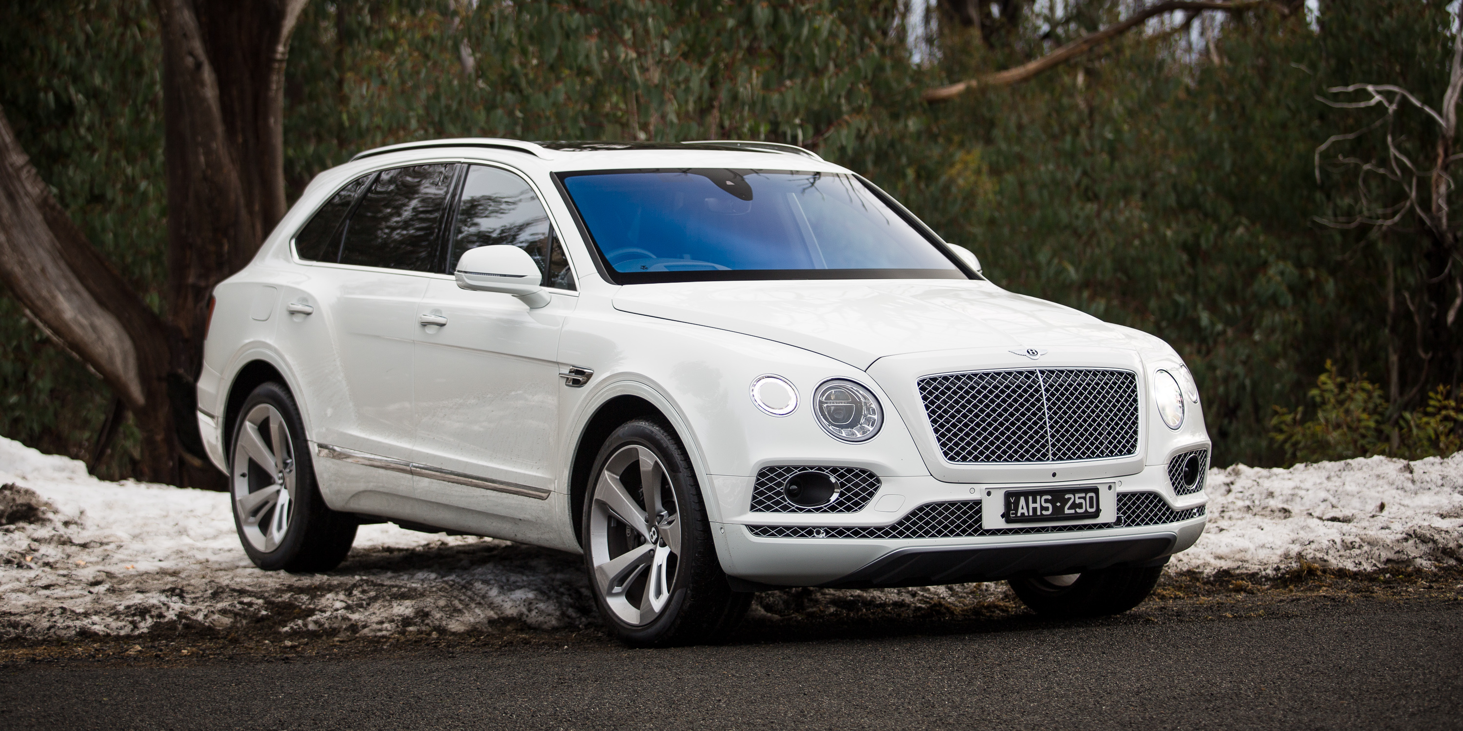 2016 Bentley Bentayga Review Photos Caradvice