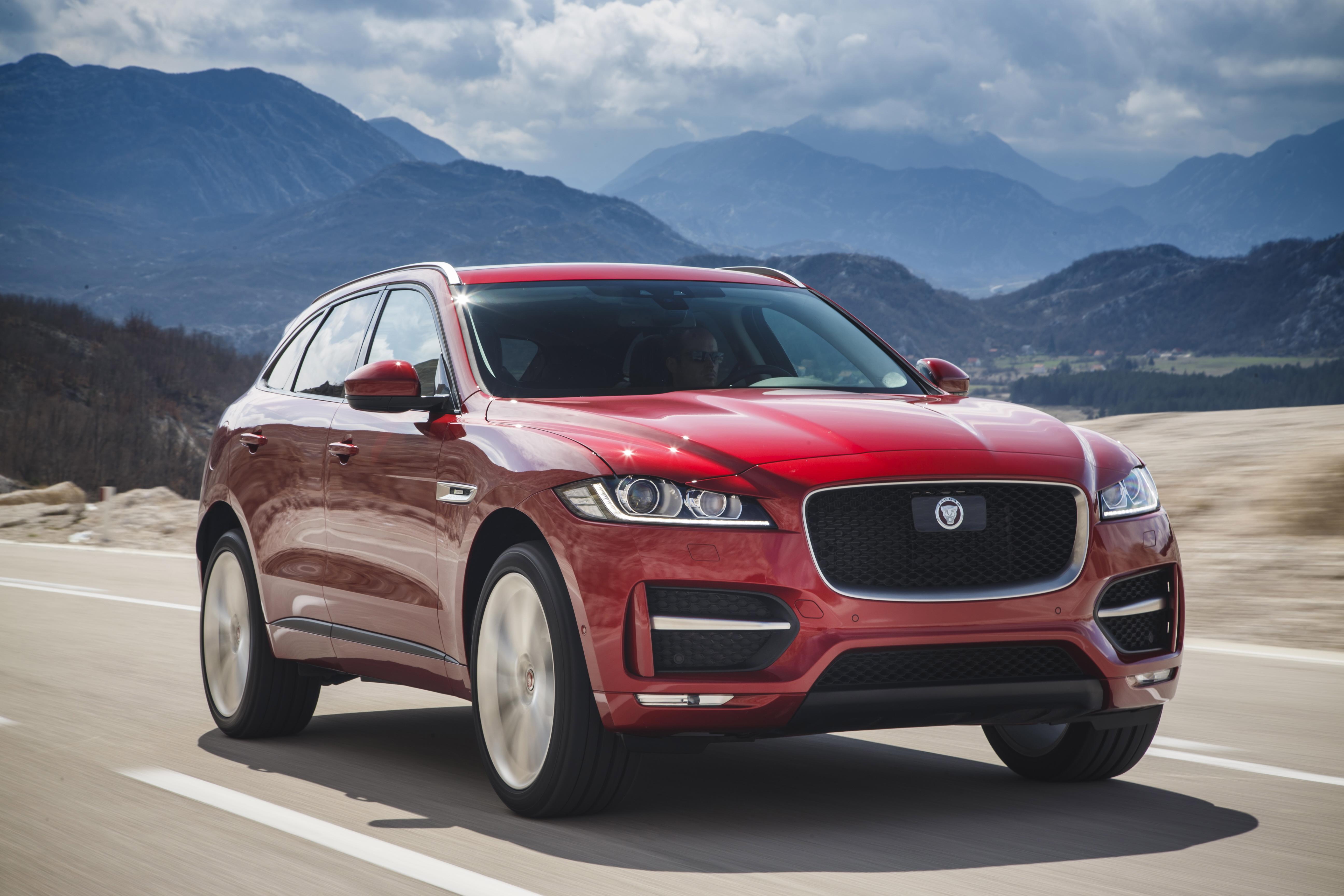 2017 Jaguar F Pace Review Photos Caradvice