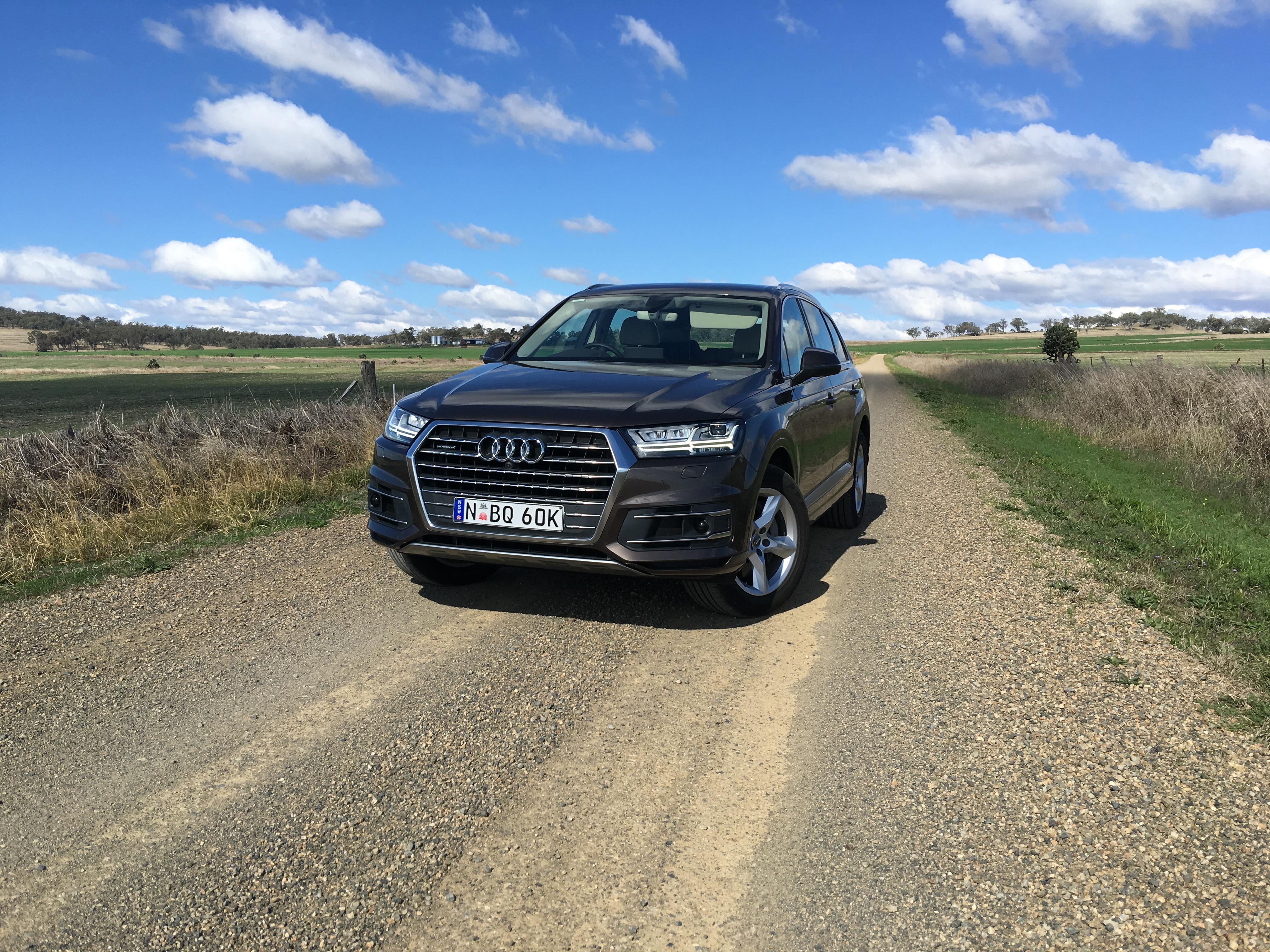 2017 Audi Q7 Review - photos | CarAdvice