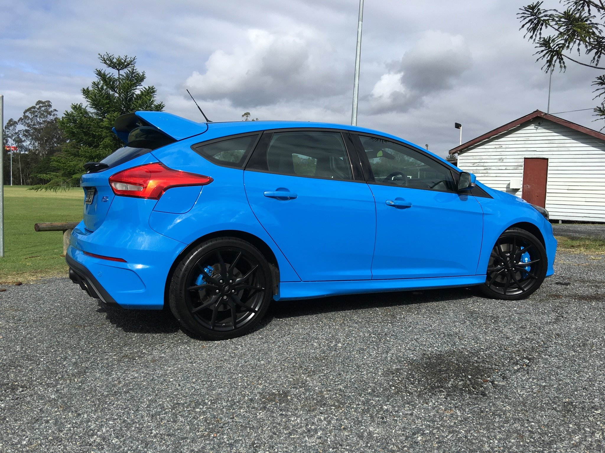 2017 ford focus rs review photos caradvice. Black Bedroom Furniture Sets. Home Design Ideas