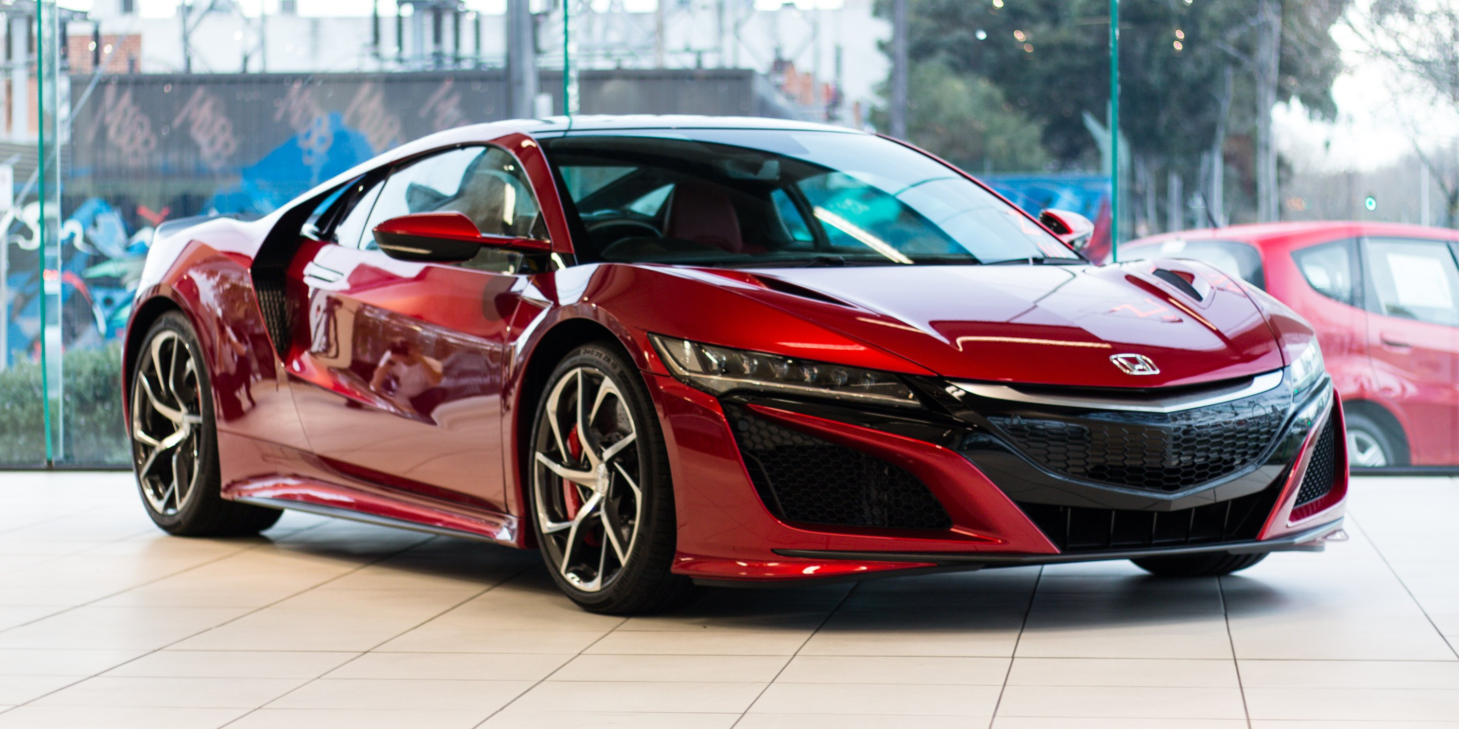 2017 honda nsx 420 000 driveaway price tag tipped for for Honda hybrid cars