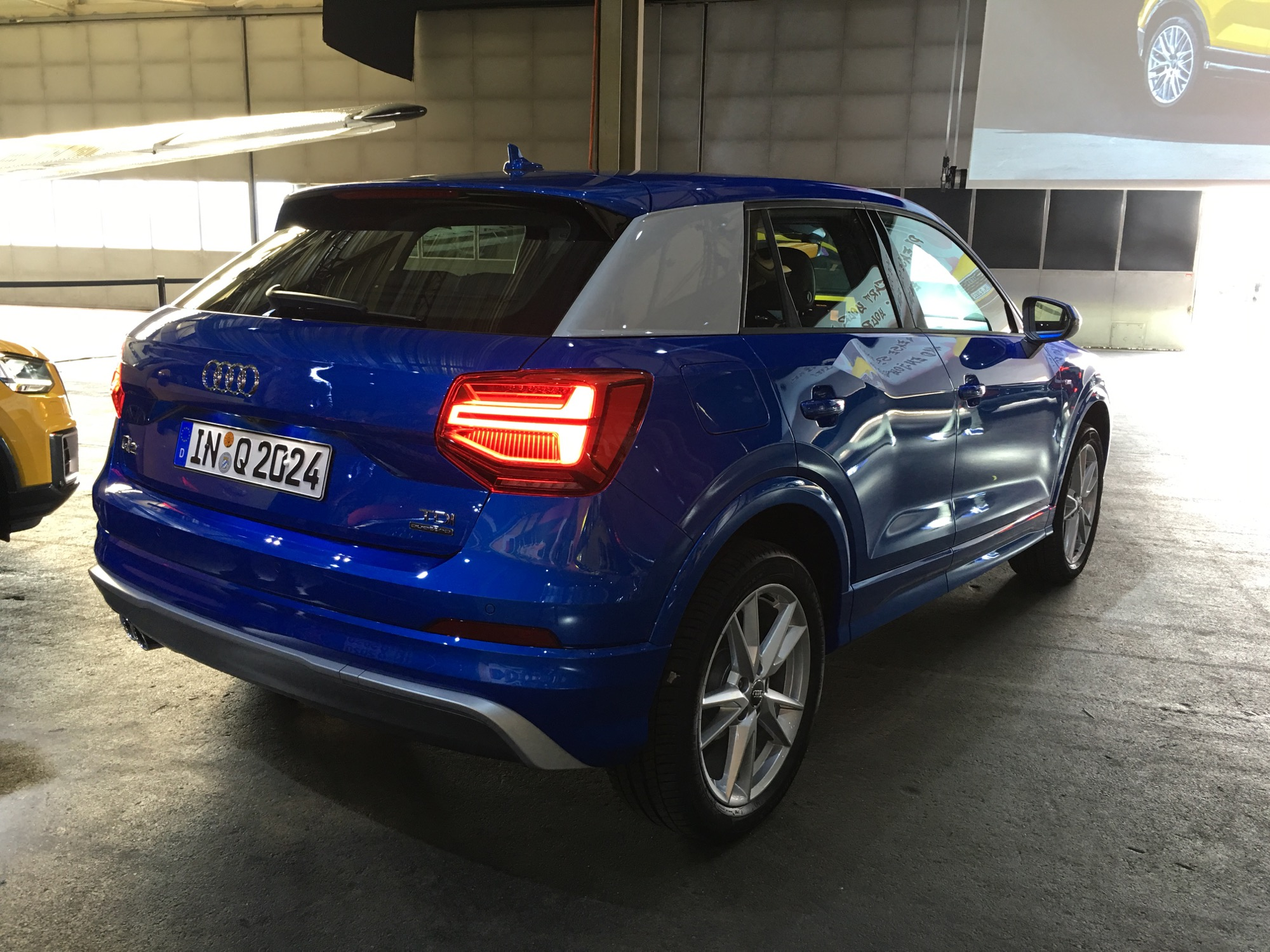 2017 Audi Q2 Review Photos Caradvice